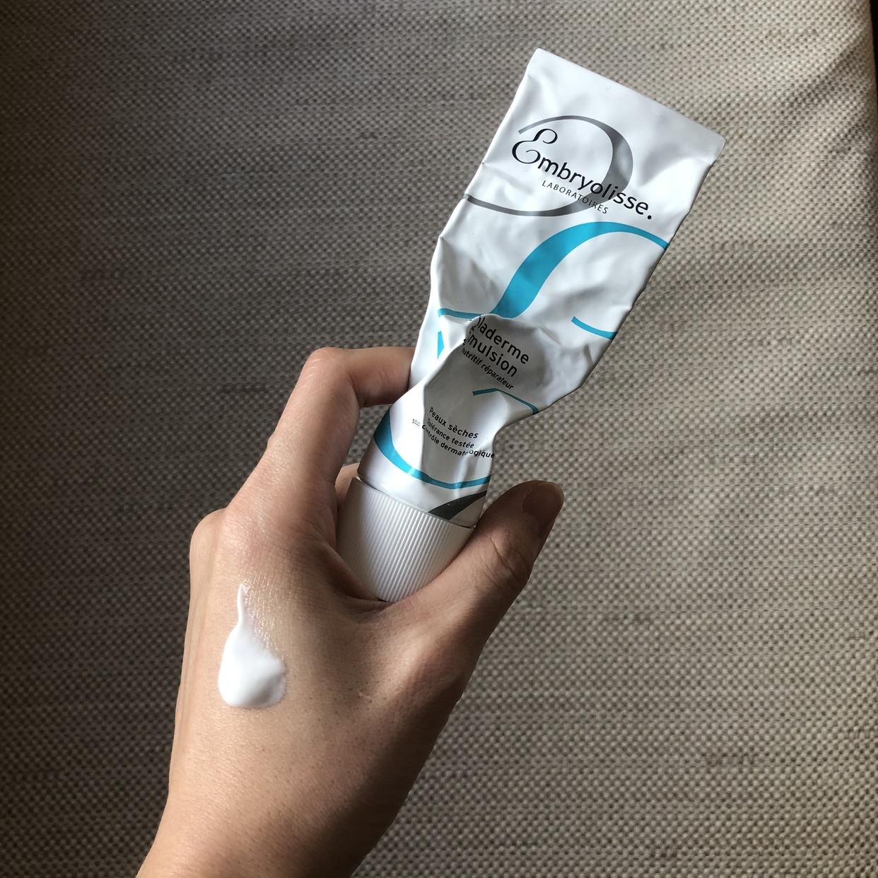 Embryolisse.(アンブリオリス)ボディミルクを使ったあいこさんのクチコミ画像1