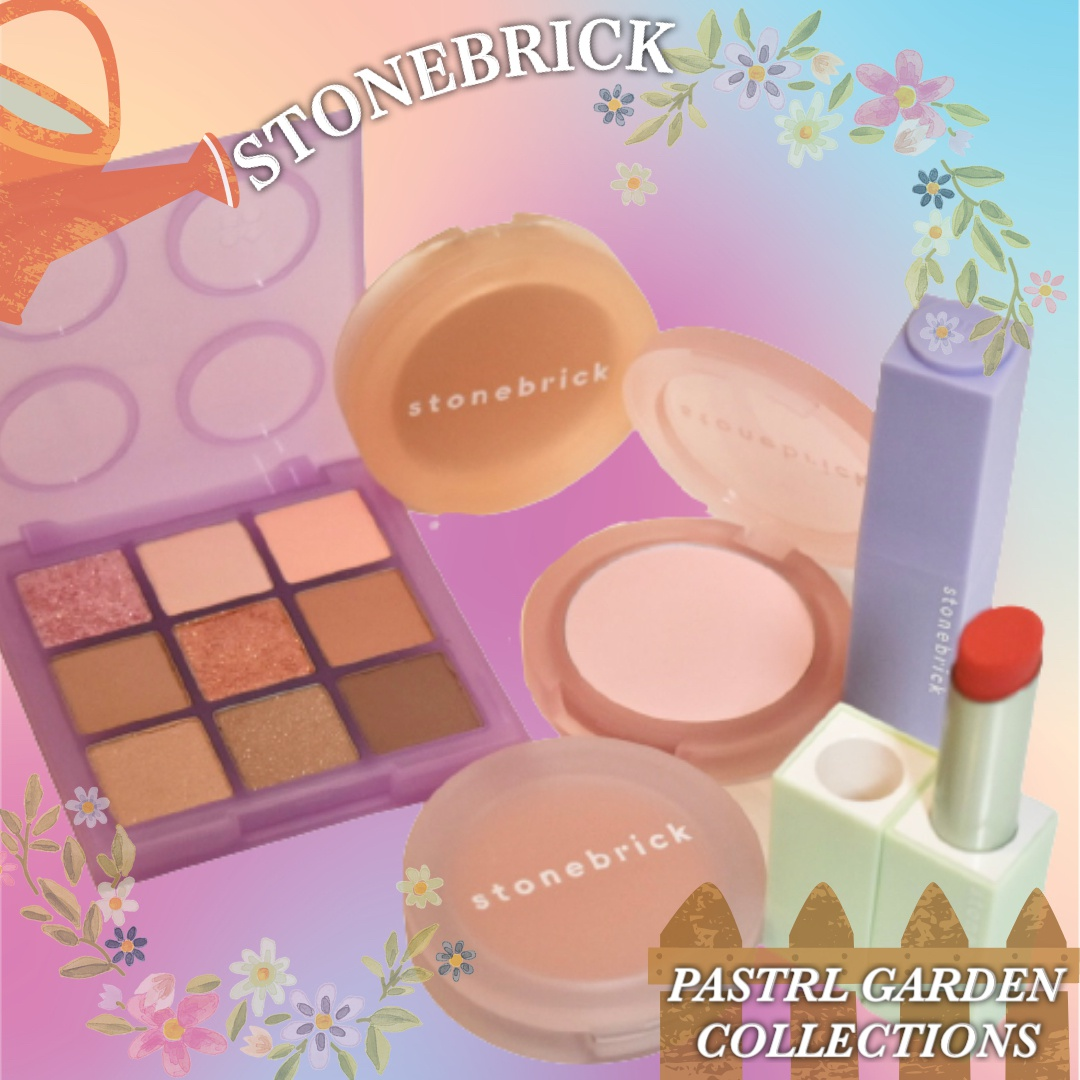 stonebrick(ストーンブリック) パステル ガーデン コレクションを使ったみゆさんのクチコミ画像1