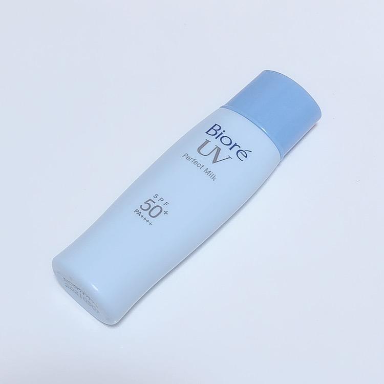 Bioré(ビオレ) UV さらさらパーフェクトミルクを使った桜羽さんのクチコミ画像1