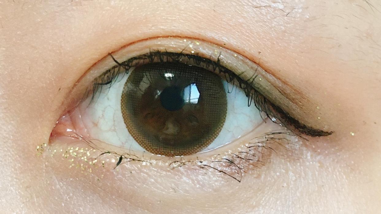 SUSISU(スーシース) ラッキーコインズ 9色アイシャドウパレットを使ったMiiさんのクチコミ画像3