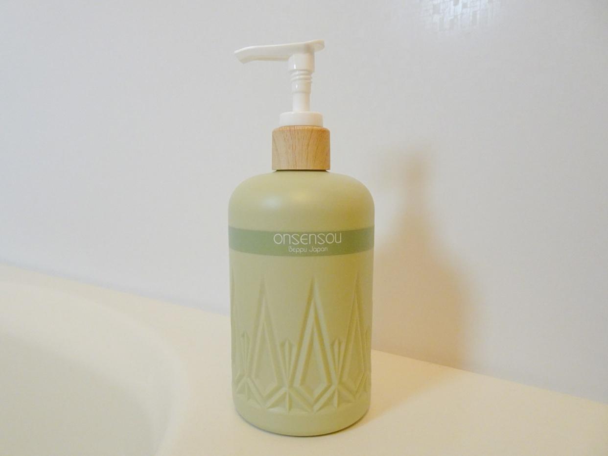 温泉藻(ONSENSOU) 温泉藻配合ボディクレンザーを使ったkuraさんのクチコミ画像1