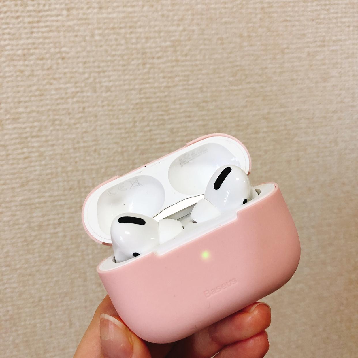 Apple(アップル)AirPods Proを使ったあこさんのクチコミ画像1