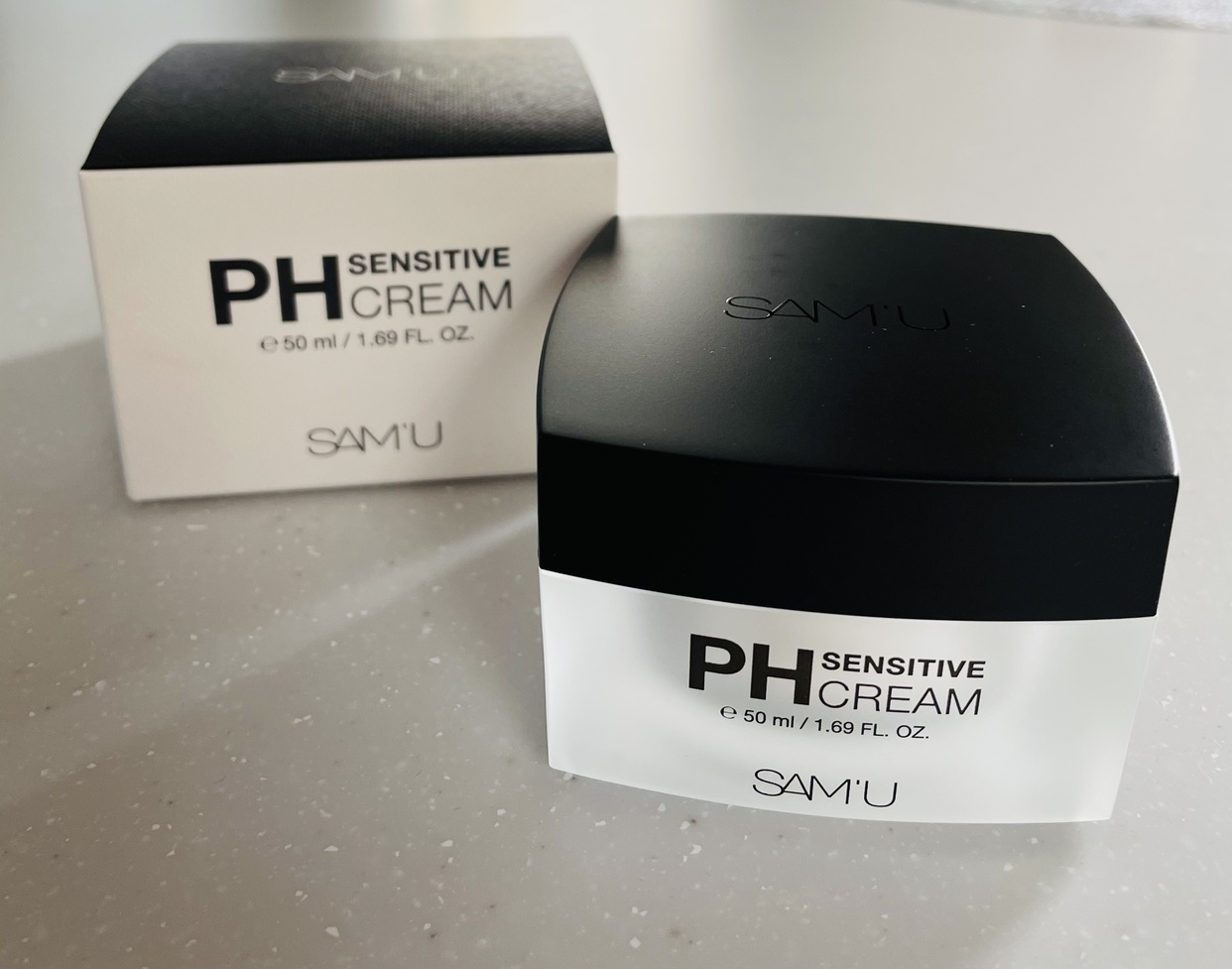 SAM'U(サミュ) PHセンシティブクリームを使ったhiiiさんのクチコミ画像
