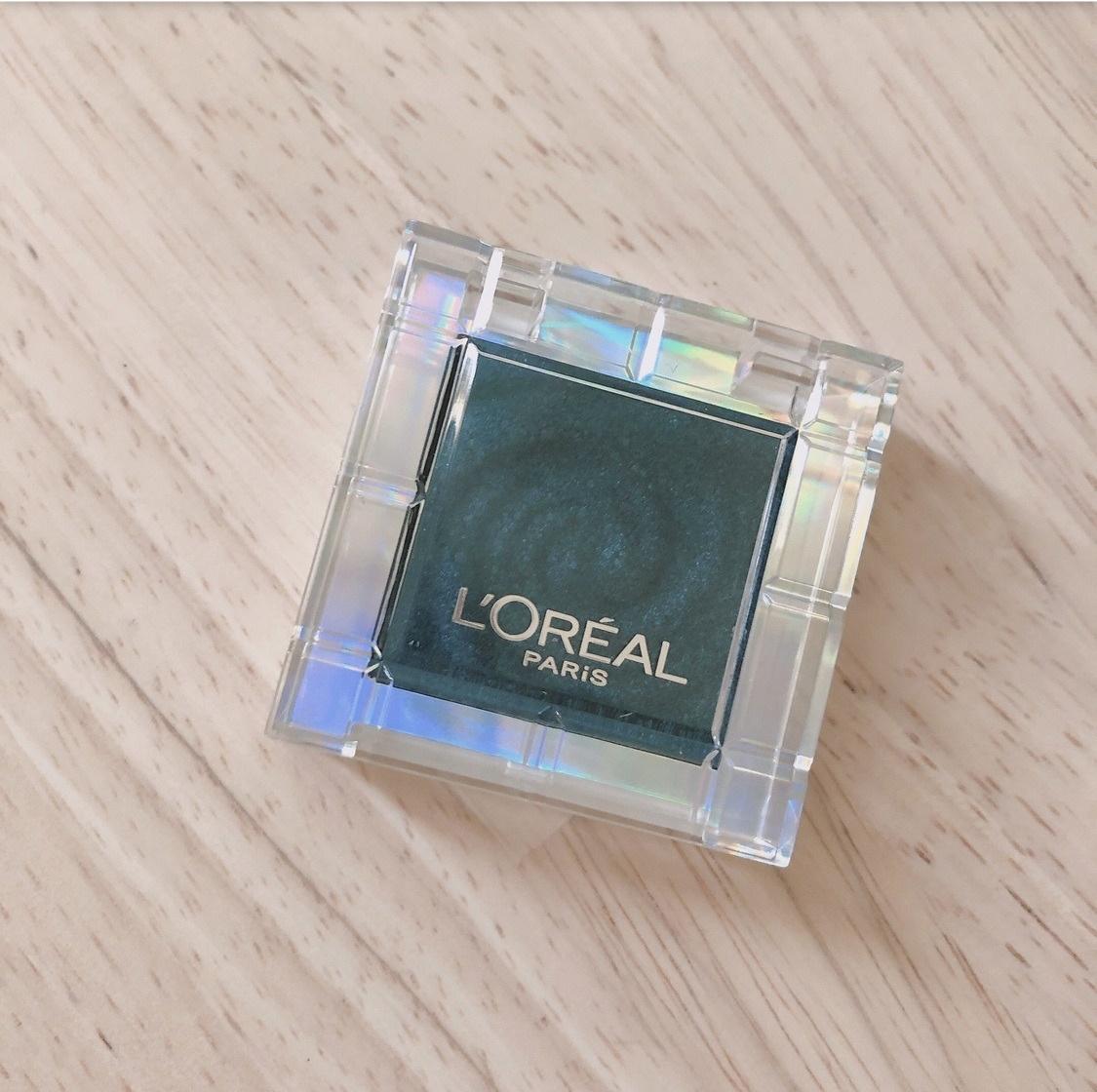 L'ORÉAL PARIS(ロレアル パリ)カラークイーン オイルシャドウ アイシャドウを使ったみーさん¨̮⸝⋆さんのクチコミ画像