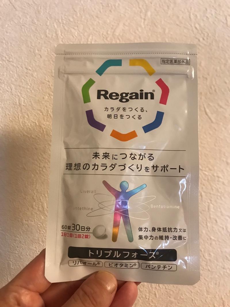 第一三共ヘルスケア(Daiichi Sankyo) リゲイン トリプルフォースを使ったkirakiranorikoさんのクチコミ画像1