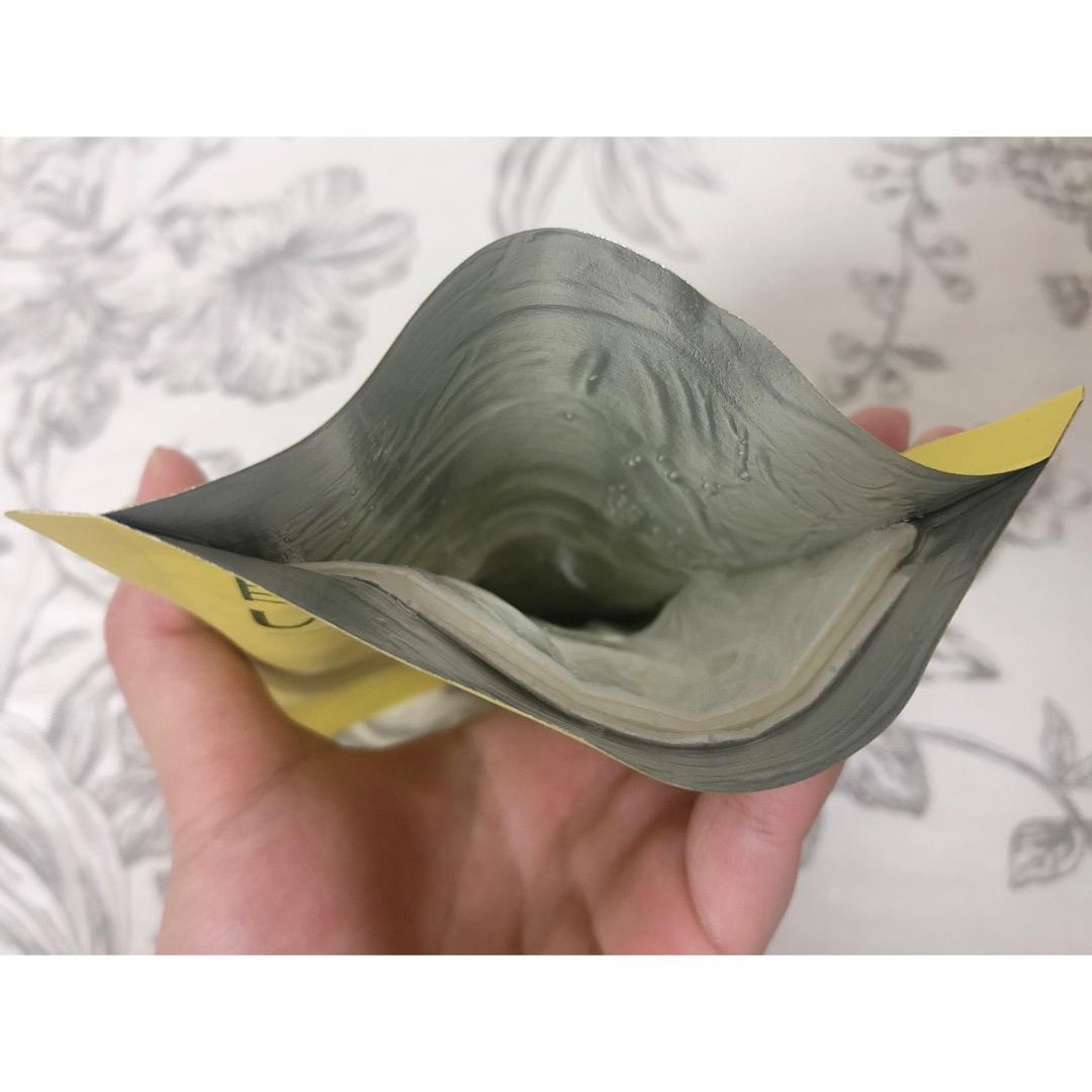 goodal(グーダル) グリーンタンジェリンビタCセラムマスクの良い点・メリットに関するもいさんの口コミ画像2