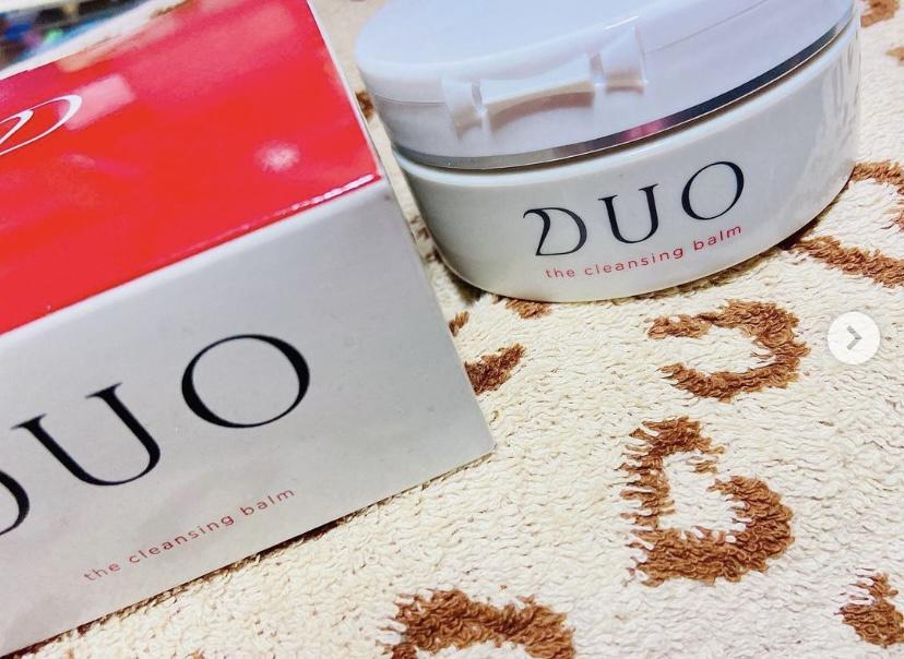 DUO(デュオ) ザ クレンジングバームの良い点・メリットに関するあこ*ˊᵕˋ*さんの口コミ画像1