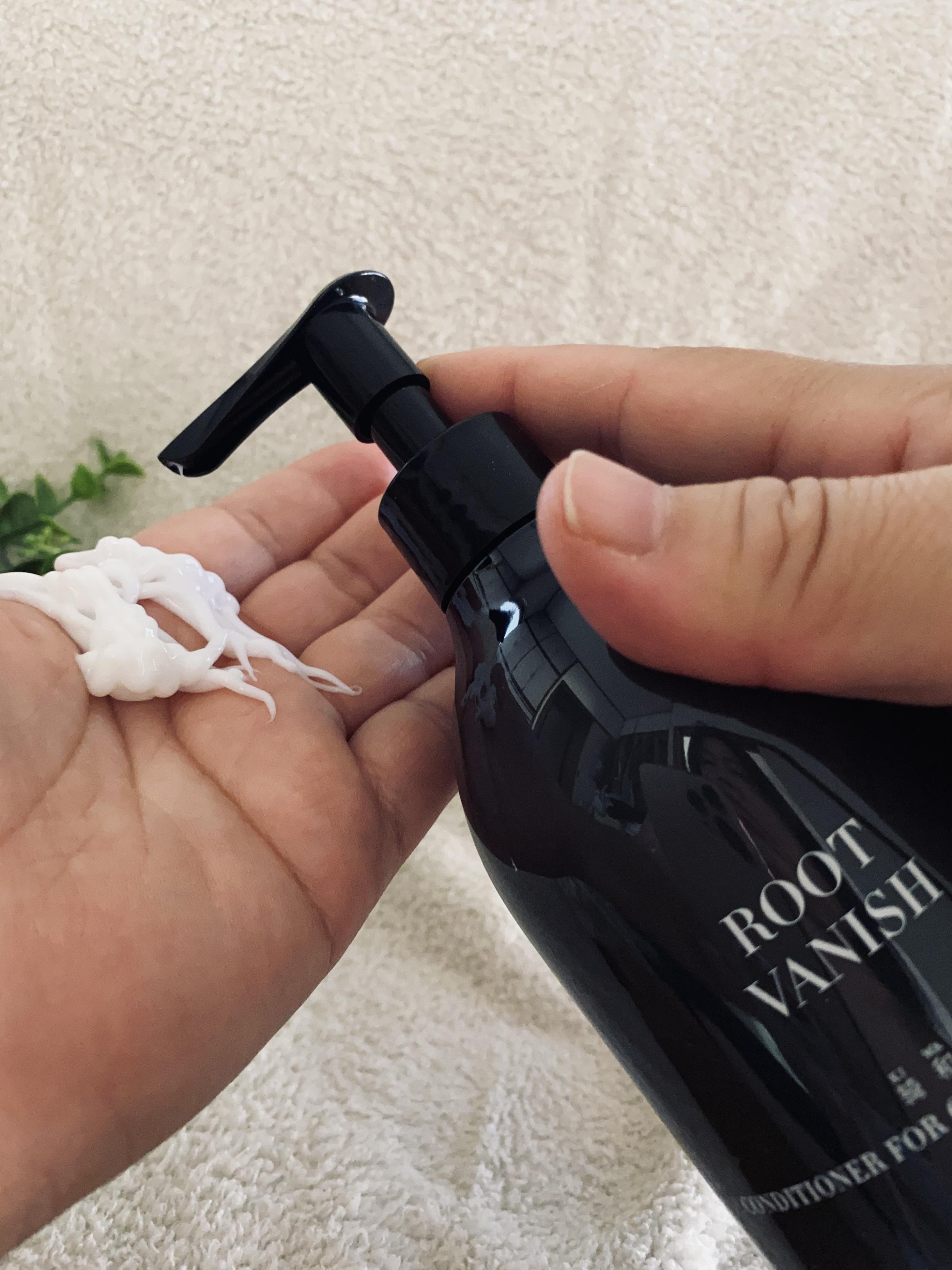 綺和美(KIWABI) カラーリングダメージヘア用コンディショナーの良い点・メリットに関するマイピコブーさんの口コミ画像2