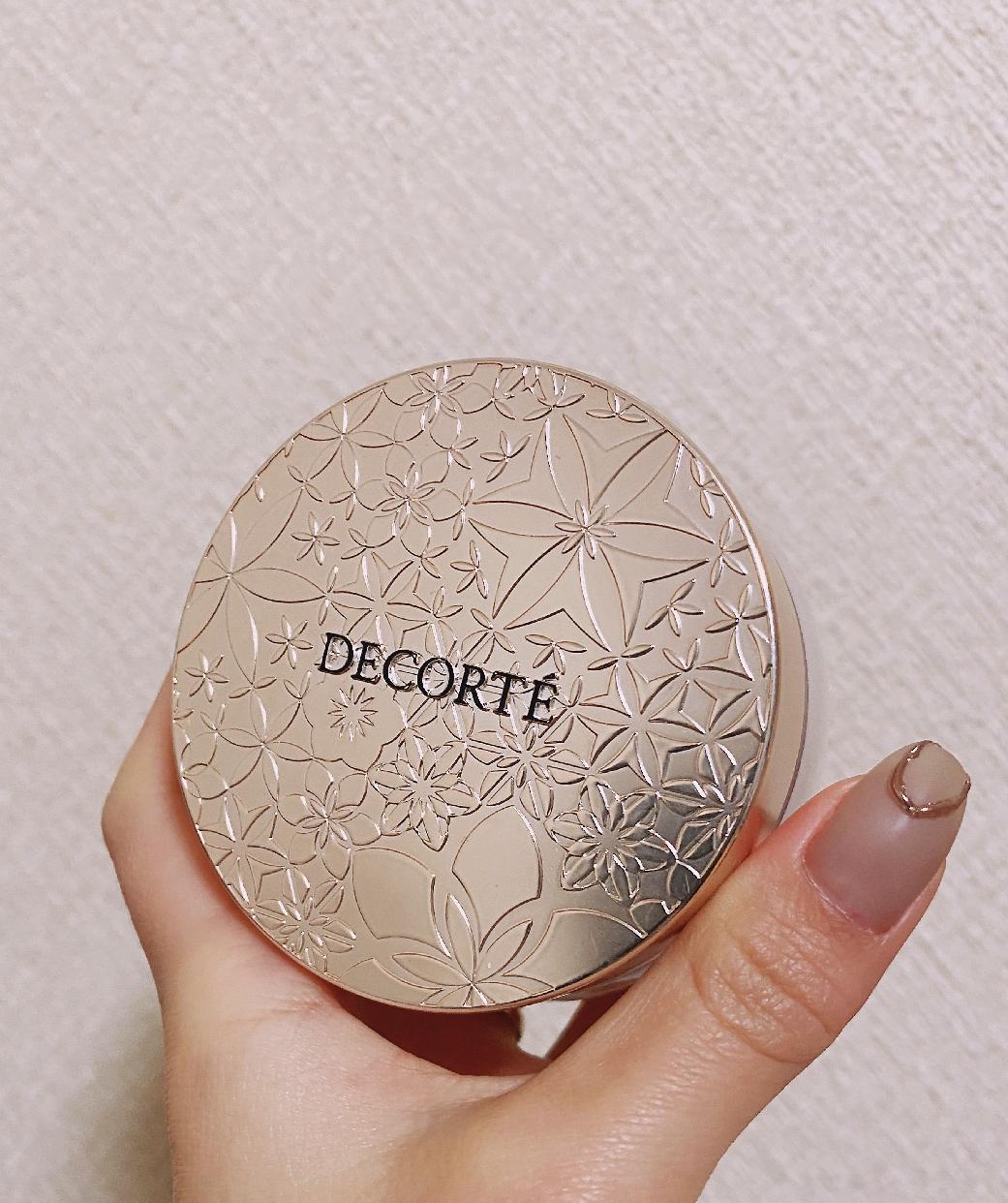 DECORTÉ(コスメデコルテ)フェイスパウダーを使った             なぴさんのクチコミ画像
