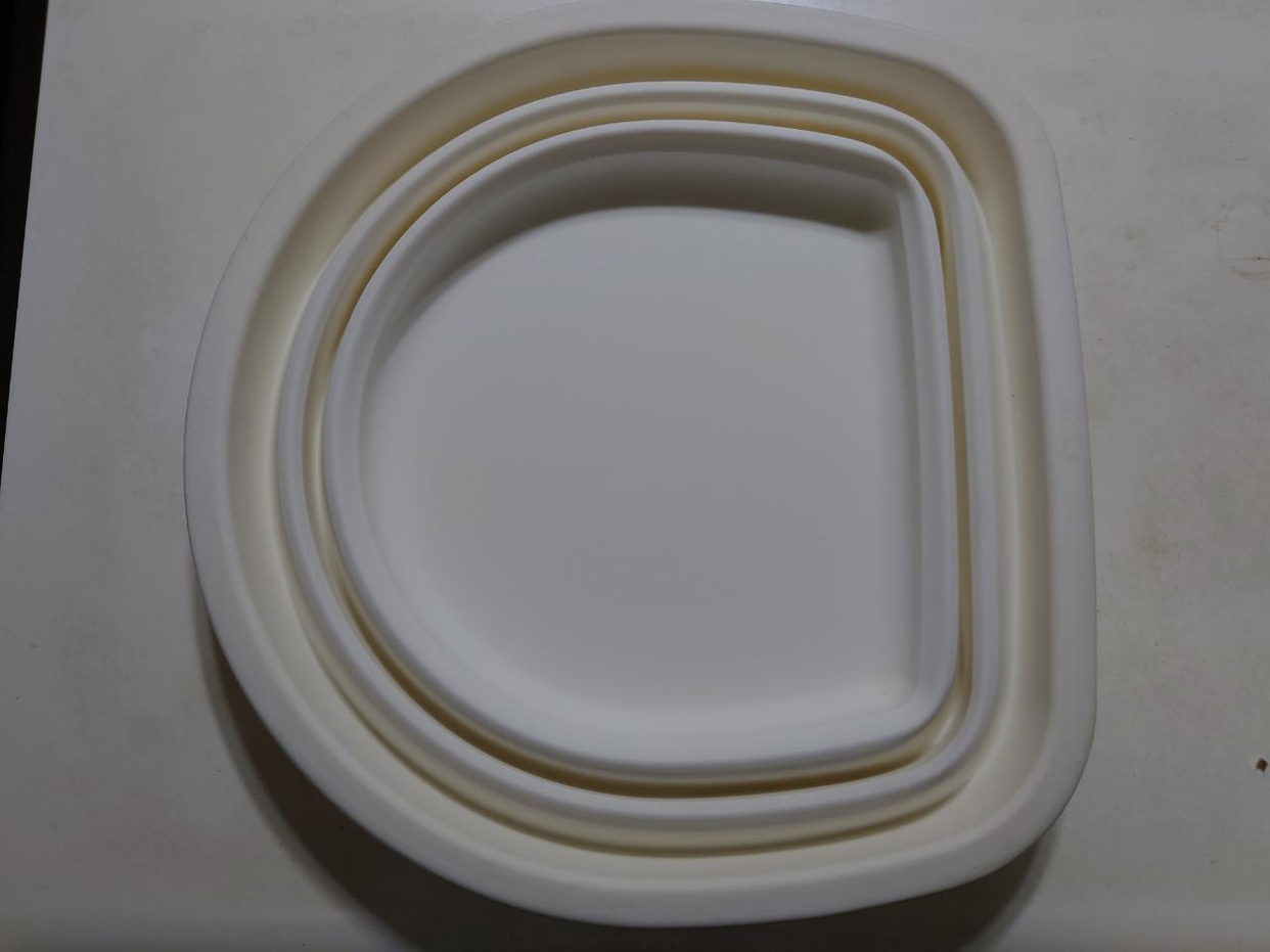 POSE(ポゼ)シリコン洗い桶 ホワイトを使ったpeonyさんのクチコミ画像1