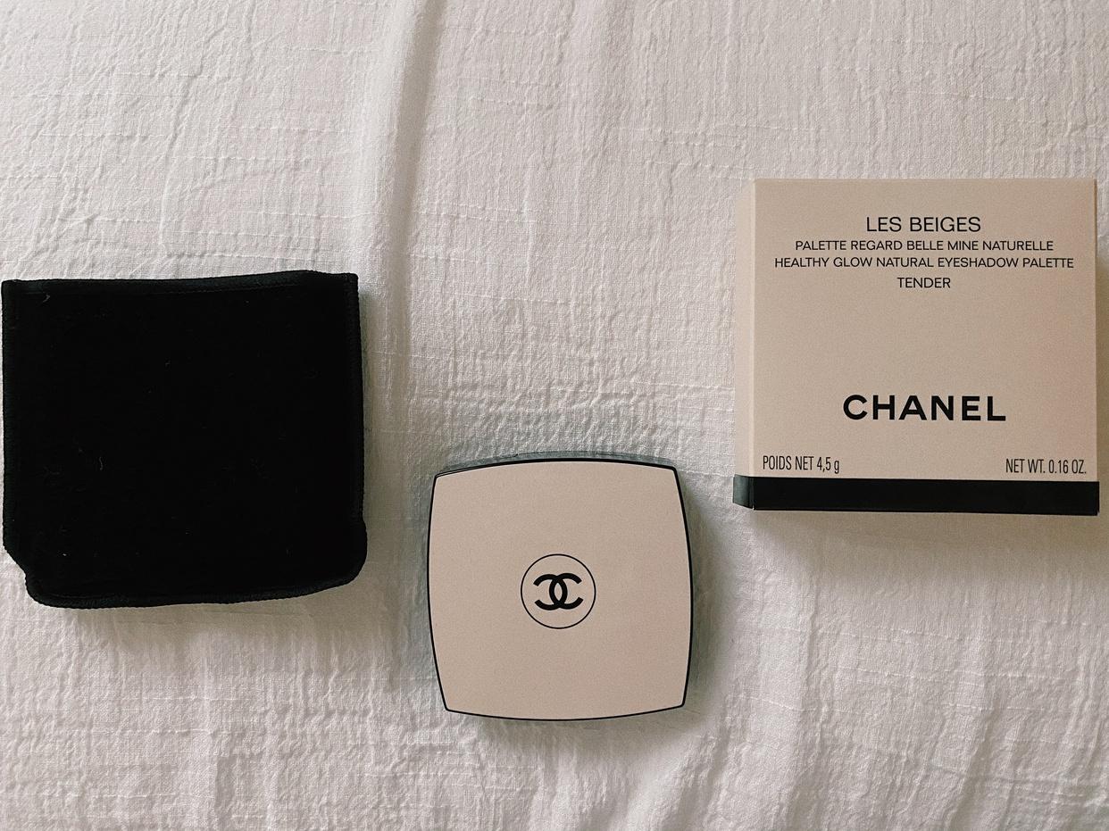 CHANEL(シャネル) レ ベージュ パレット ルガールを使ったkokoroさんのクチコミ画像2