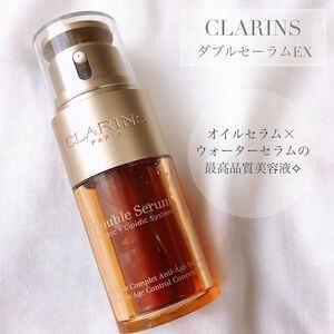 CLARINS(クラランス) ダブルセーラム EXを使ったsakuraさんのクチコミ画像1