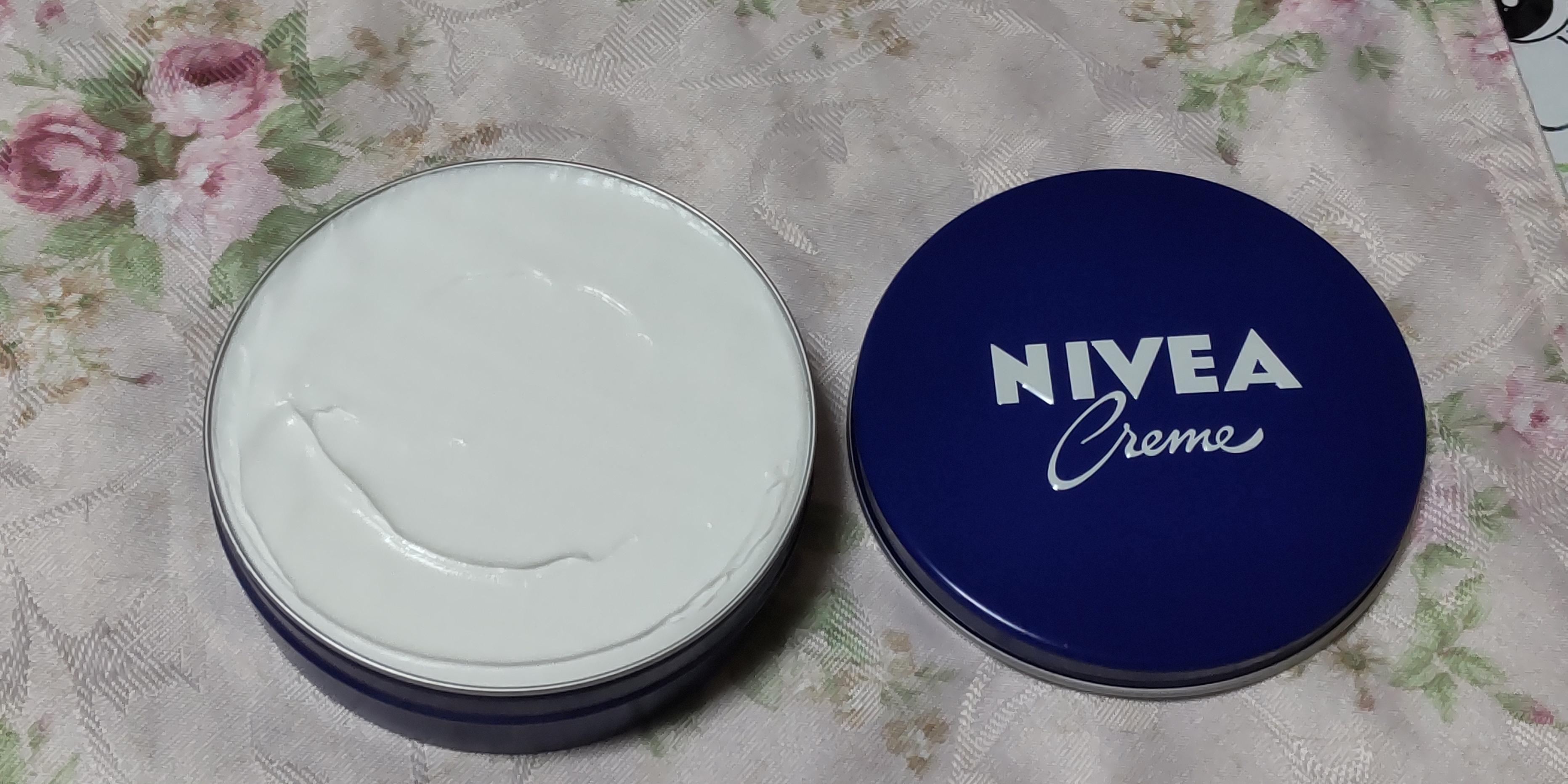 NIVEA(ニベア) クリーム(大缶)に関する白黒小豆さんの口コミ画像3