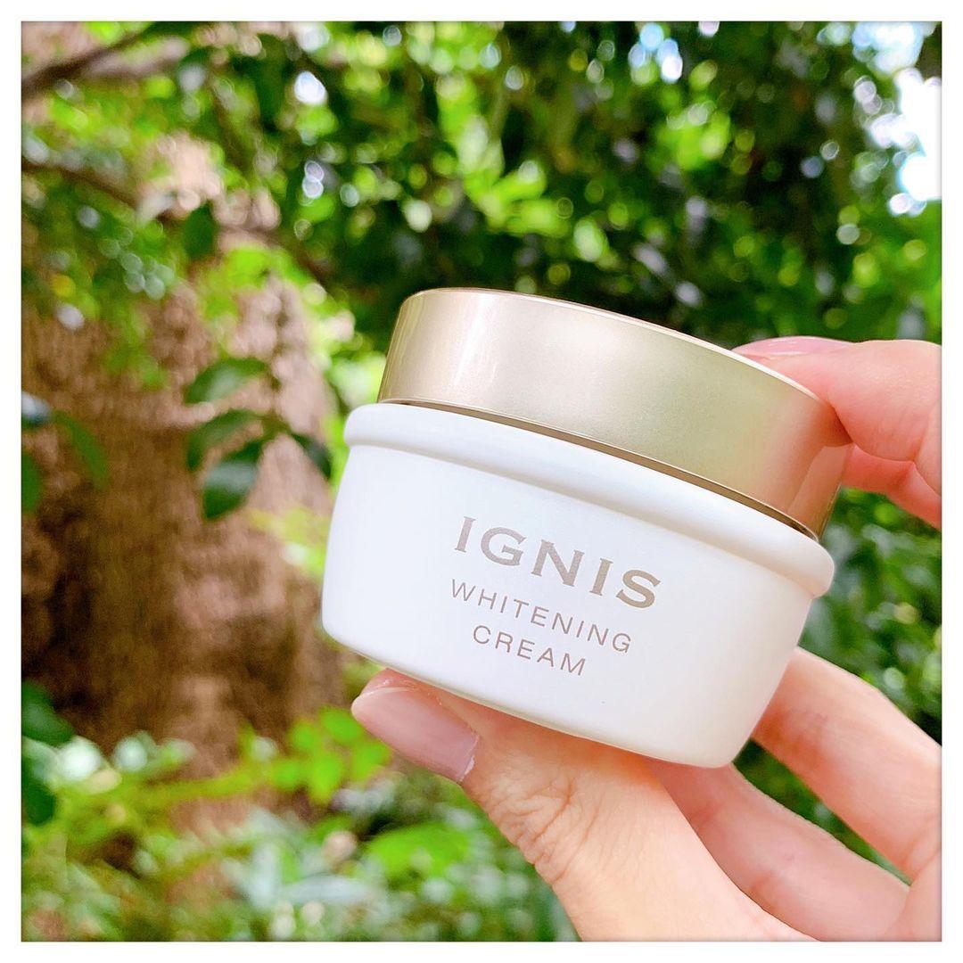 IGNIS(イグニス)ホワイトニング クリームを使った ういさんのクチコミ画像