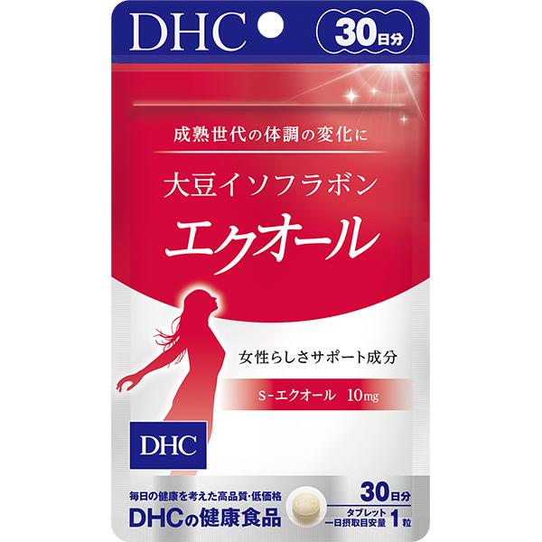 DHC(ディーエイチシー)大豆イソフラボン エクオールを使ったモンタさんのクチコミ画像1