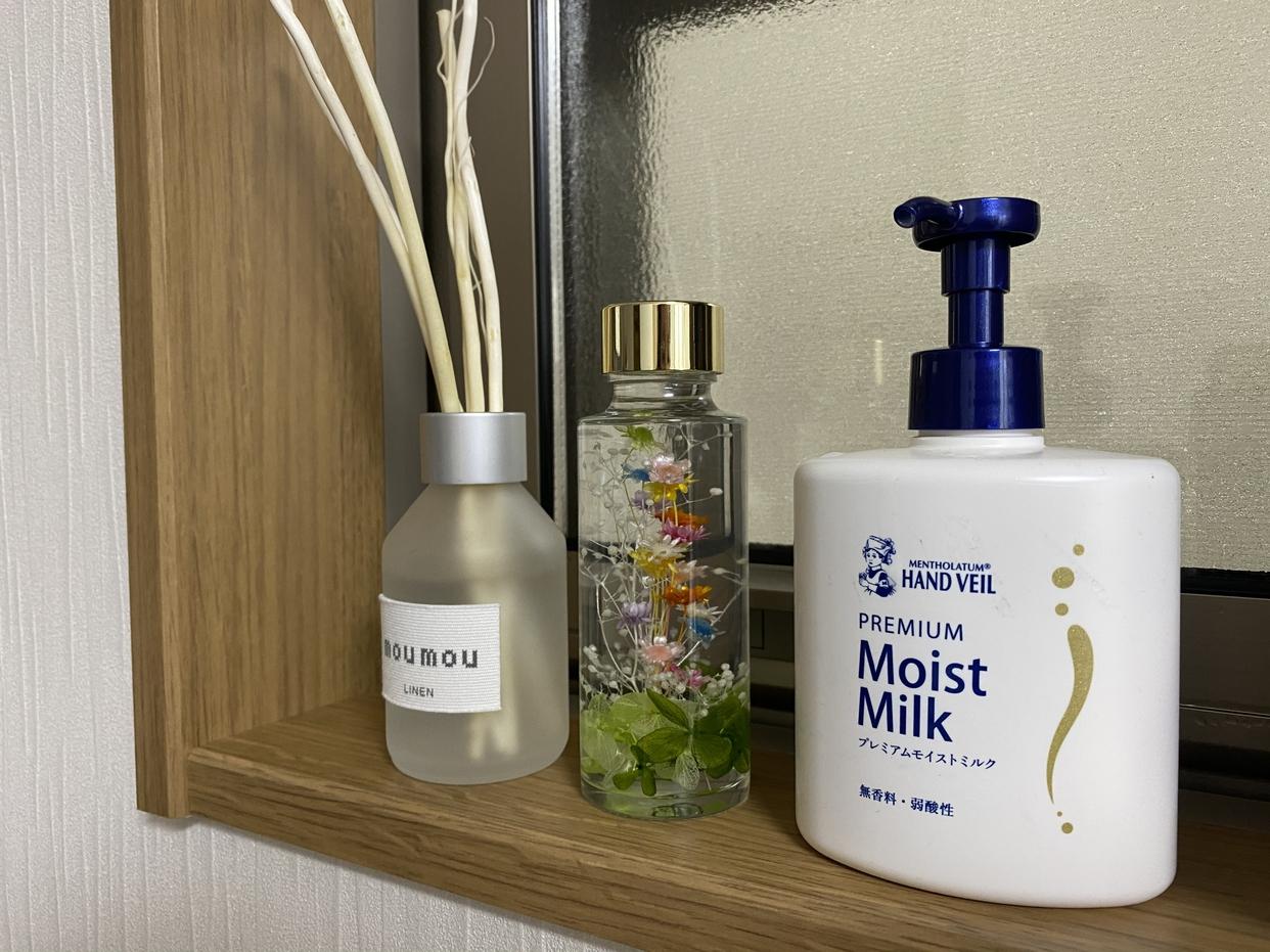 MENTHOLATUM(メンソレータム)ハンドベール プレミアムモイストミルクを使ったkimiさんのクチコミ画像