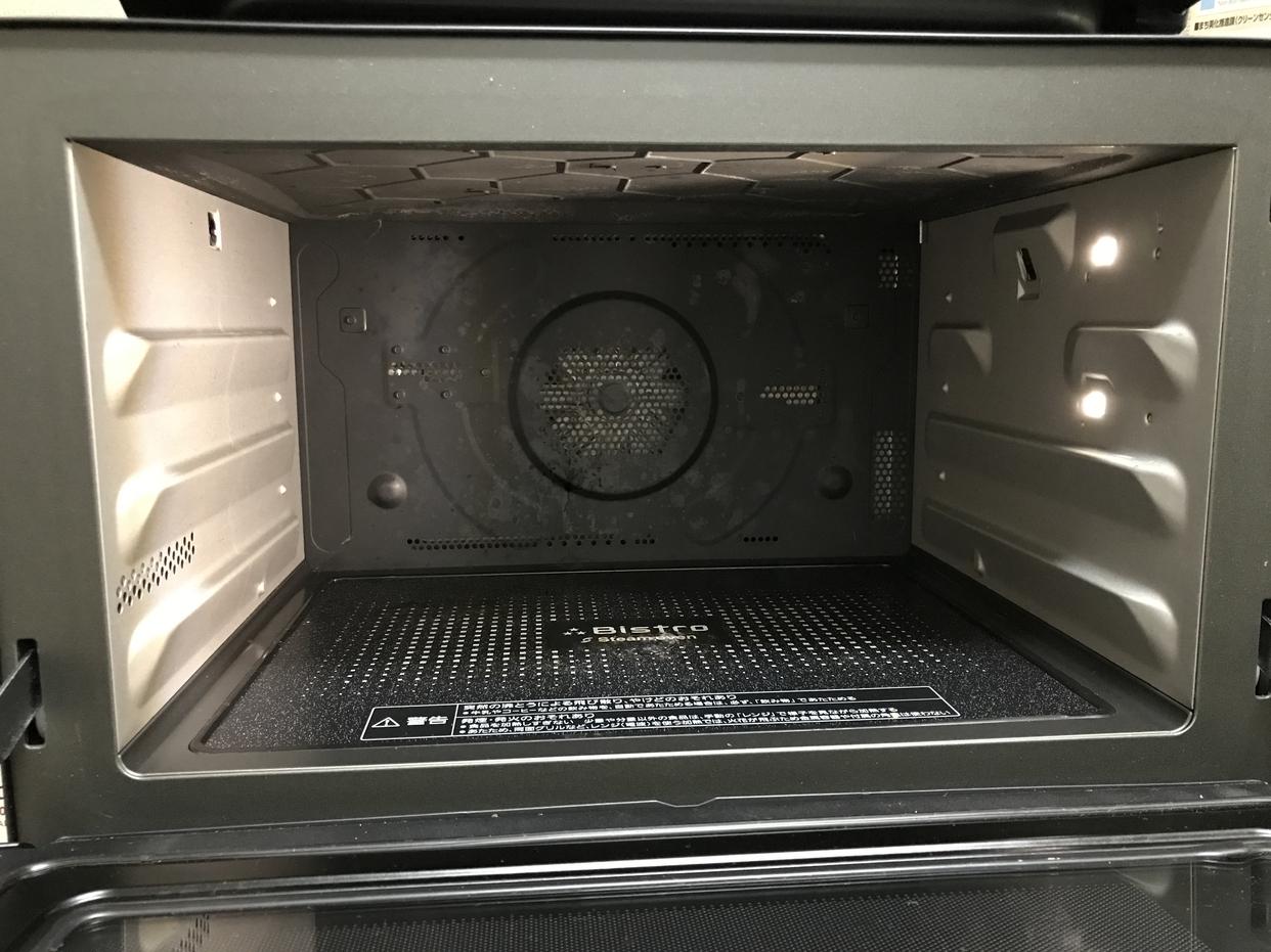 Panasonic(パナソニック) スチームオーブンレンジ ビストロ NE-BS1500を使ったあやさんのクチコミ画像