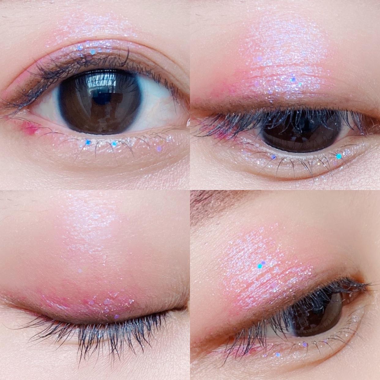 UNLEASHIA(アンリシア) ゲットルーズ グリッタージェルを使ったyunaさんのクチコミ画像2