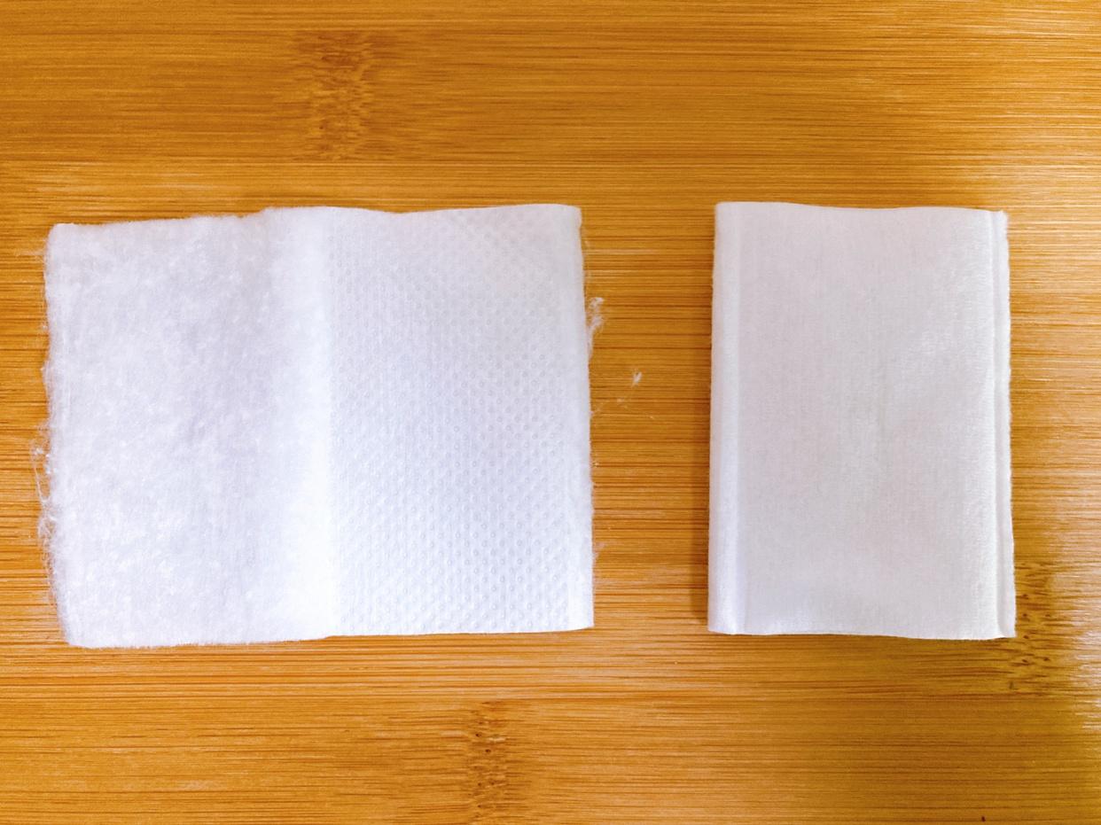 Cotton labo(コットン・ラボ)じんわりあふれるコラーゲンコットンを使ったメグさんのクチコミ画像2
