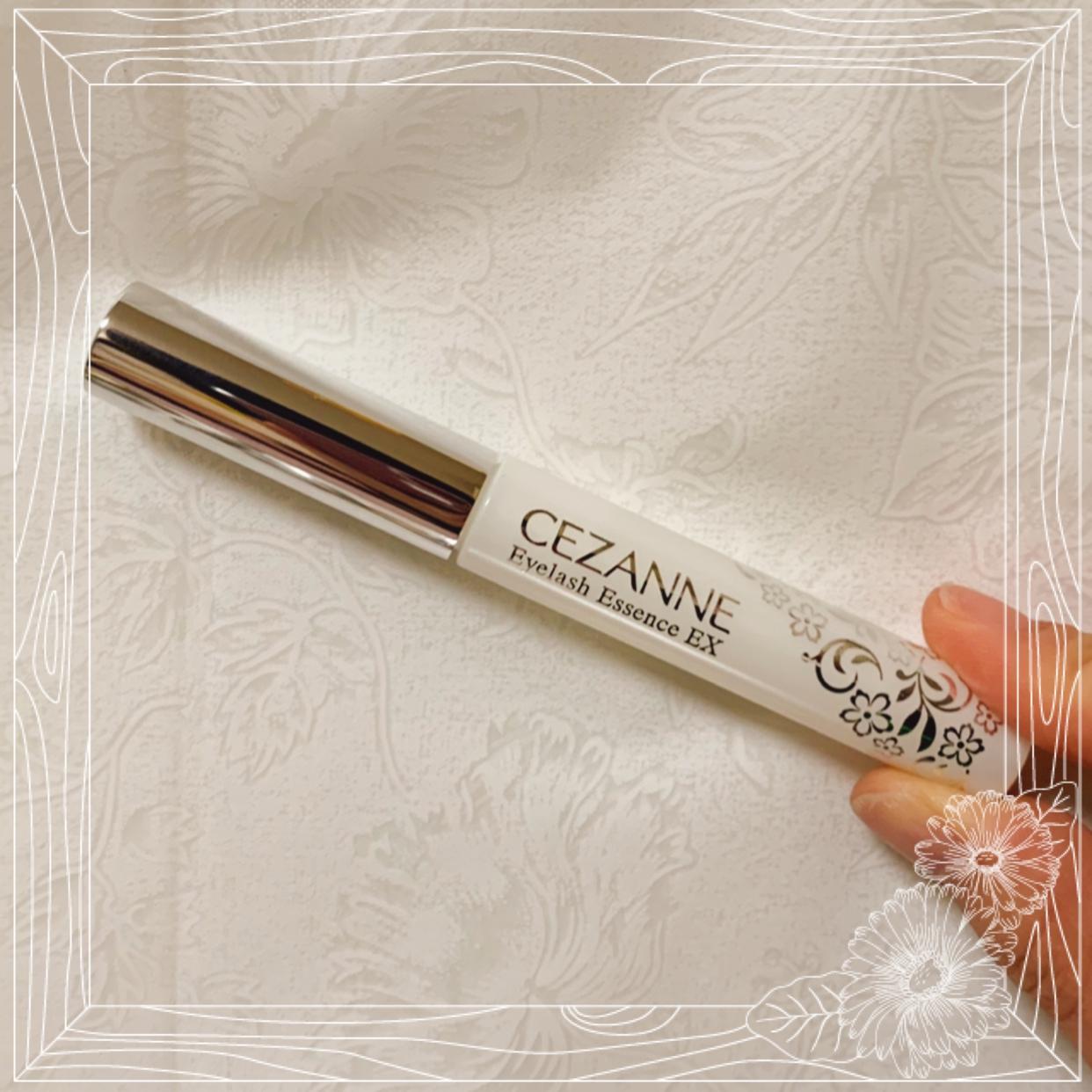 CEZANNE(セザンヌ)まつげ美容液EXを使ったAyumiさんのクチコミ画像1