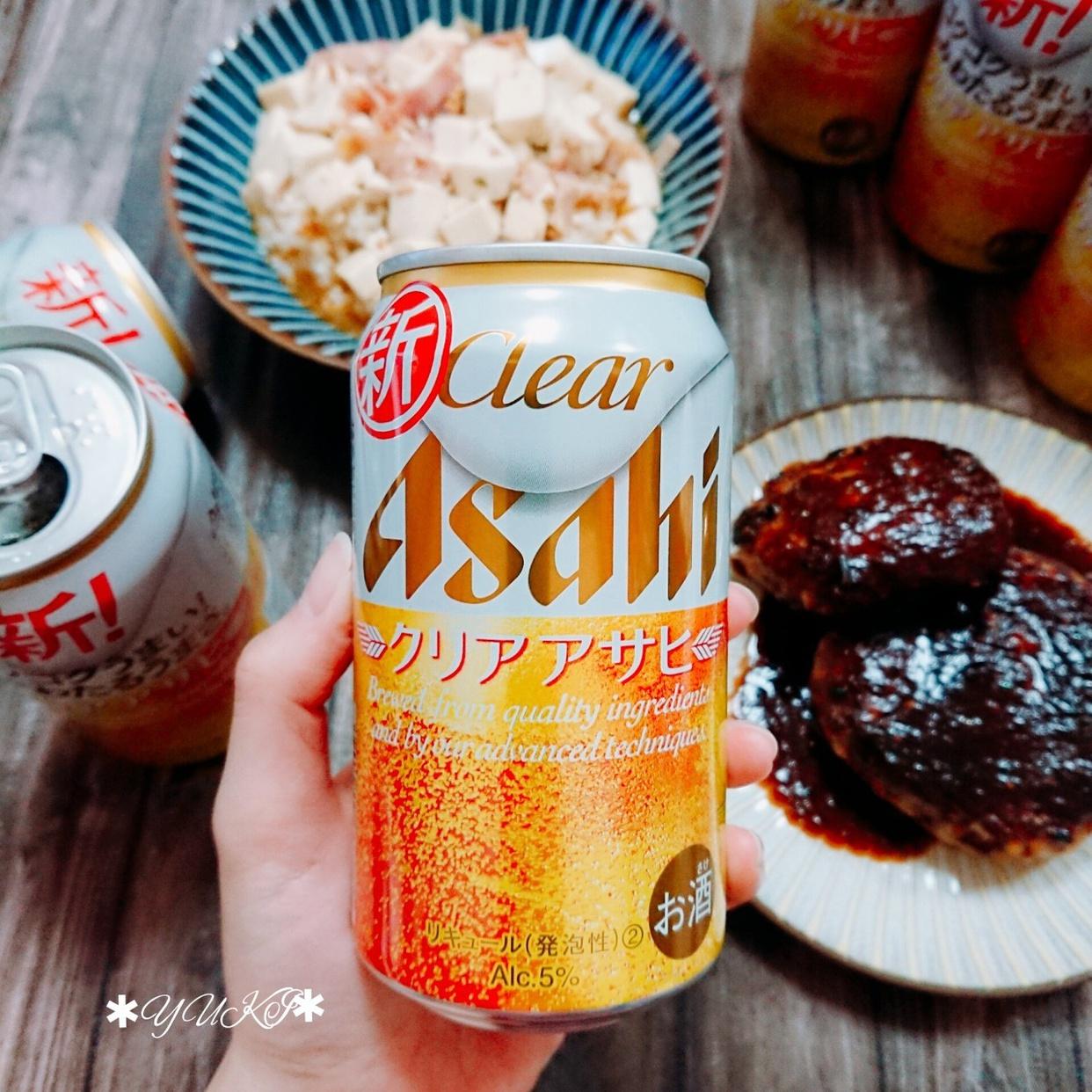 Asahi(アサヒビール) クリアアサヒを使ったYUKIさんのクチコミ画像2