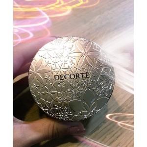 DECORTÉ(コスメデコルテ)フェイスパウダーを使った mimiさんのクチコミ画像