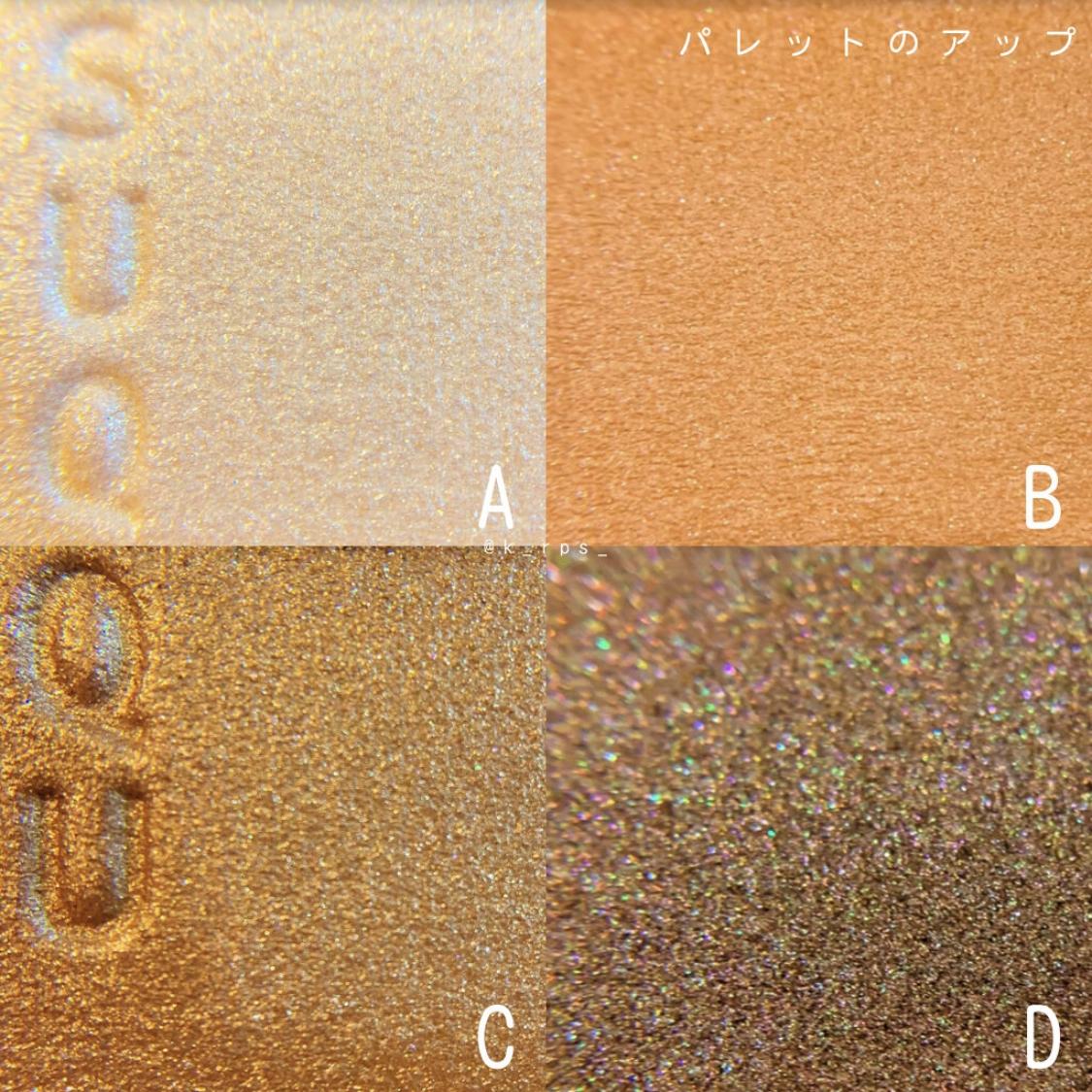 SUQQU(スック) シグニチャー カラー アイズを使ったKeiさんのクチコミ画像3