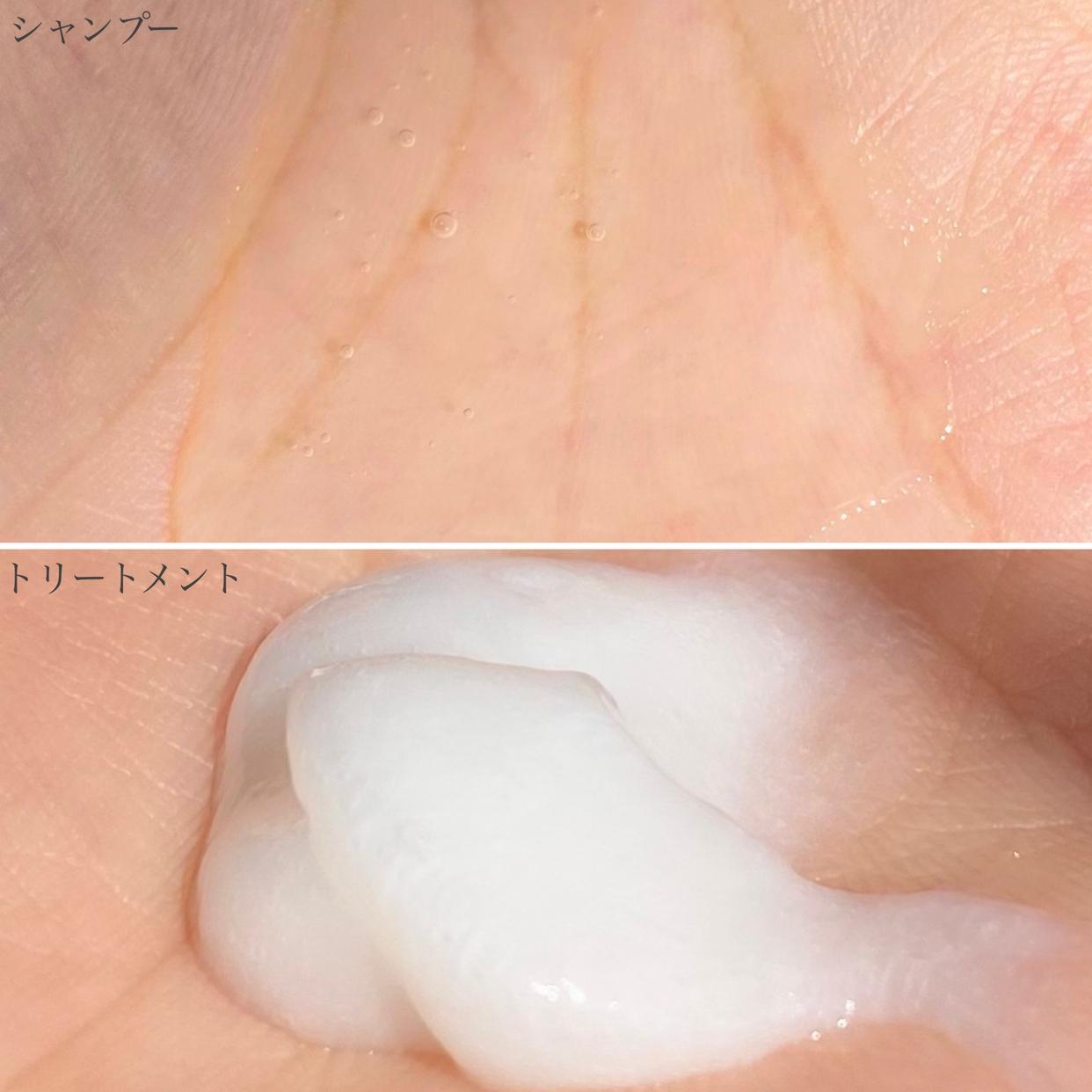 HAIR RECIPE(ヘアレシピ)和の実 つるん シャンプー/トリートメントを使ったHimachinさんのクチコミ画像4