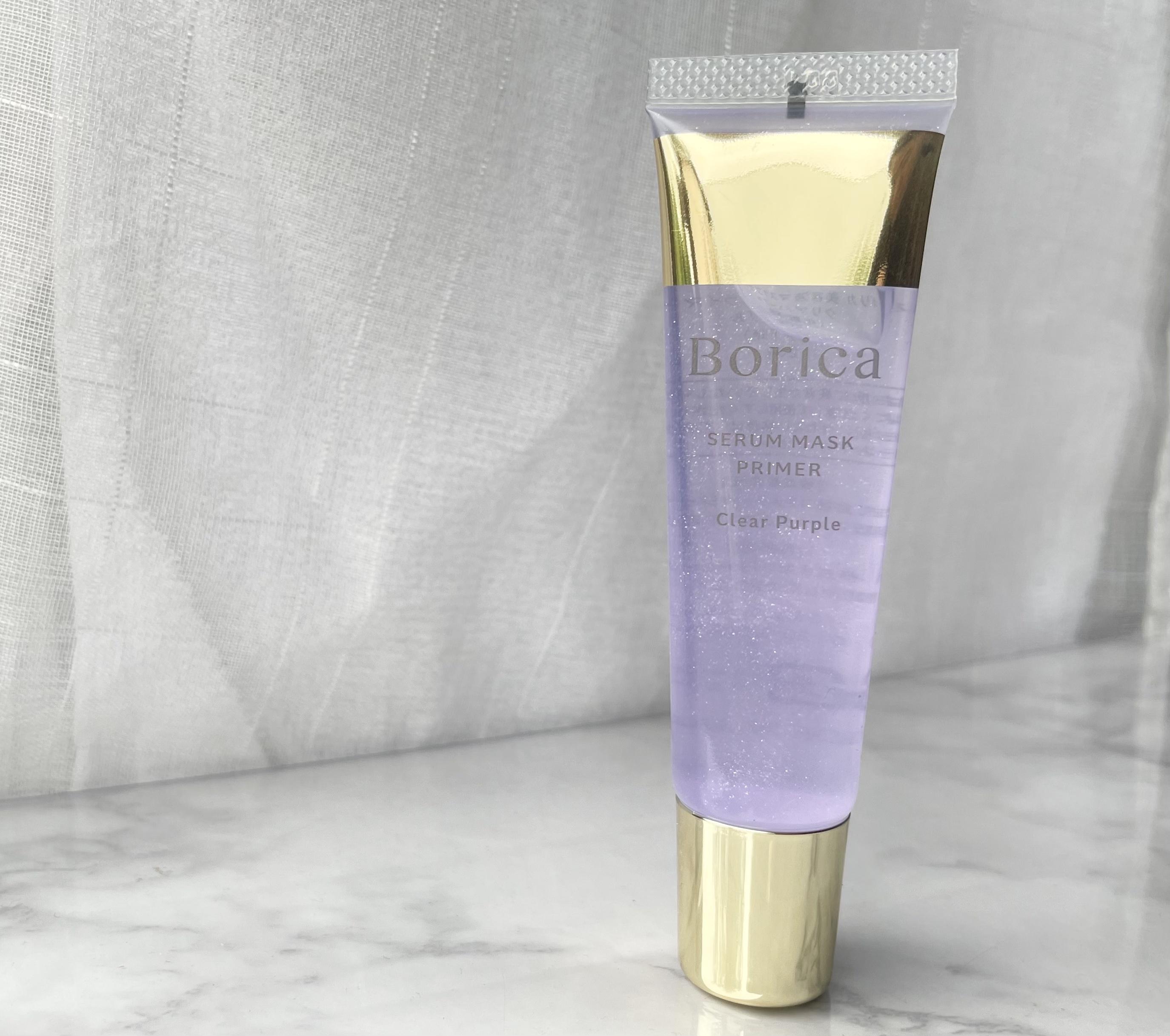 Borica(ボリカ) 美容液マスクプライマーの良い点・メリットに関するあひるさんの口コミ画像1