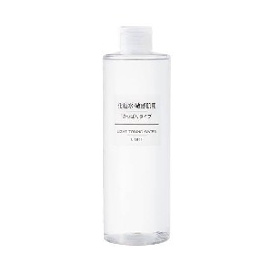 無印良品(むじるしりょうひん)化粧水・敏感肌用・さっぱりタイプを使った             ラッちょさんのクチコミ画像