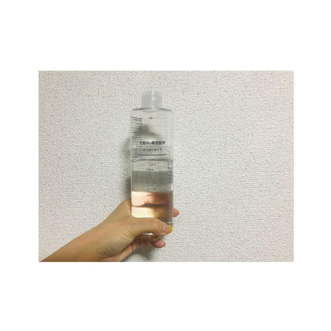 無印良品(むじるしりょうひん)化粧水・敏感肌用・さっぱりタイプを使った             みーまーさんのクチコミ画像