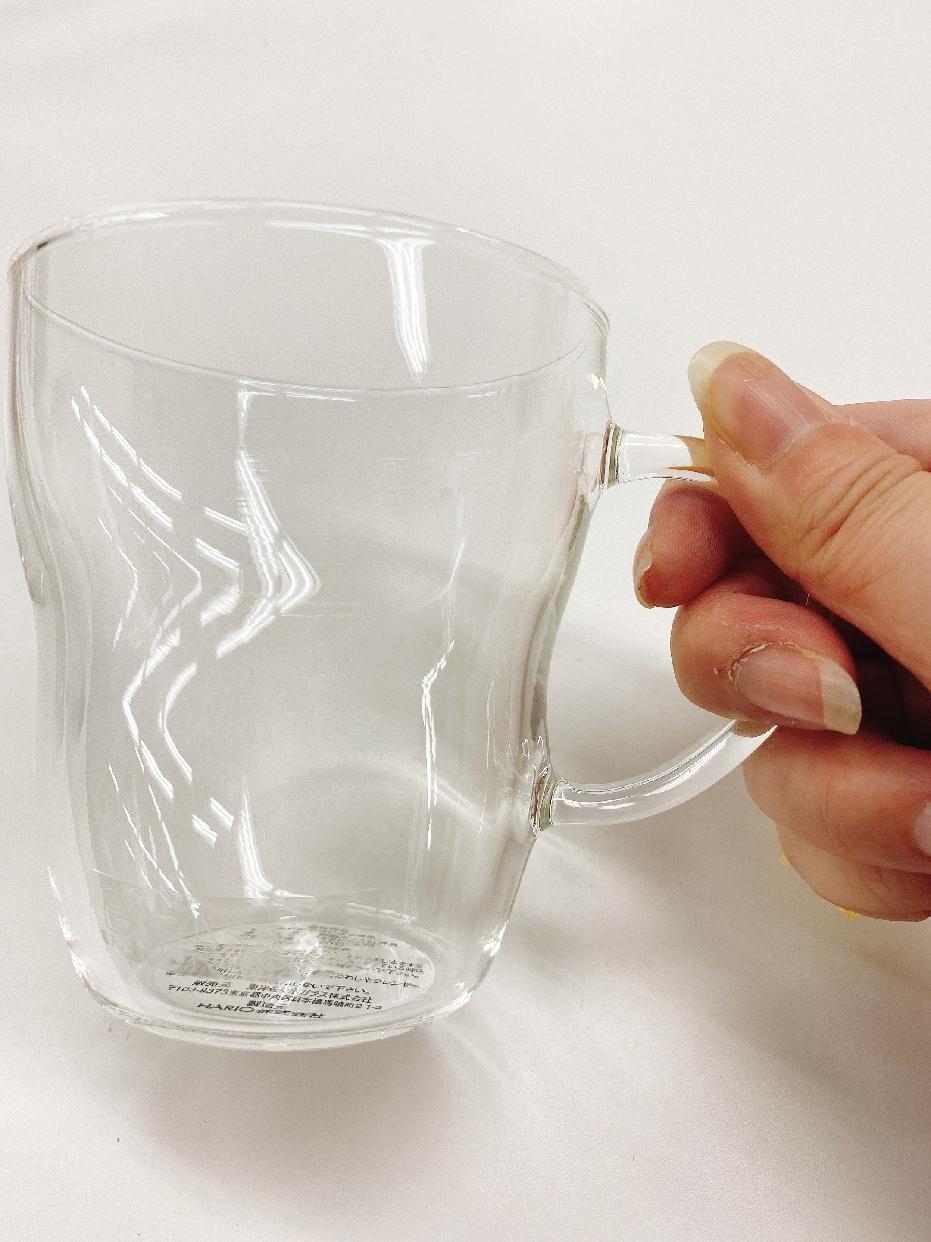 東洋佐々木ガラス耐熱マグカップを使ったあんよさんのクチコミ画像1
