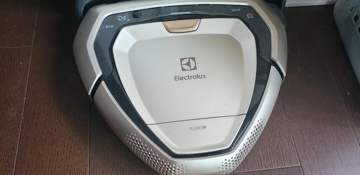 Electrolux(エレクトロラックス)PUREi9 PI91-5Sを使ったせあらさんのクチコミ画像1