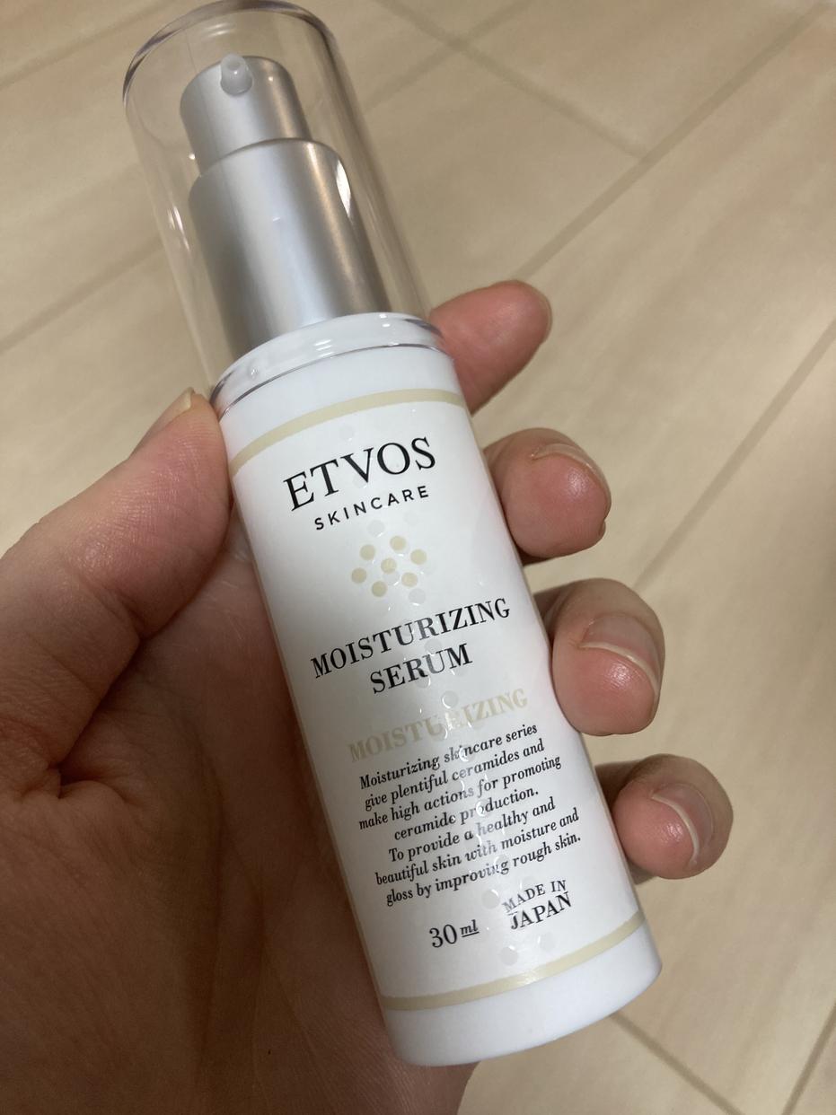 ETVOS(エトヴォス) モイスチャライジングセラムを使ったりえみさんのクチコミ画像1
