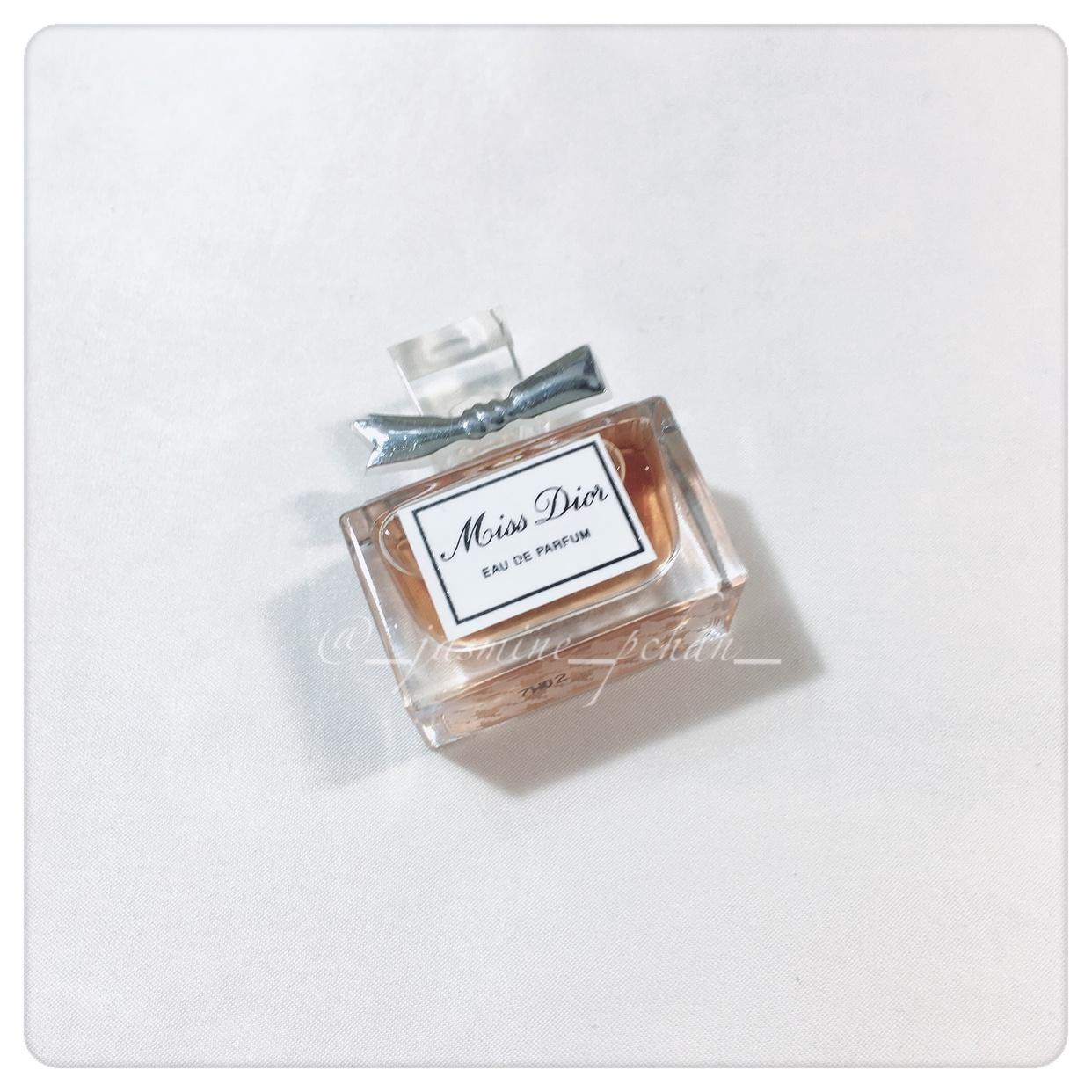Dior(ディオール) ミス ディオール オードゥ パルファンを使ったぴい0130さんのクチコミ画像