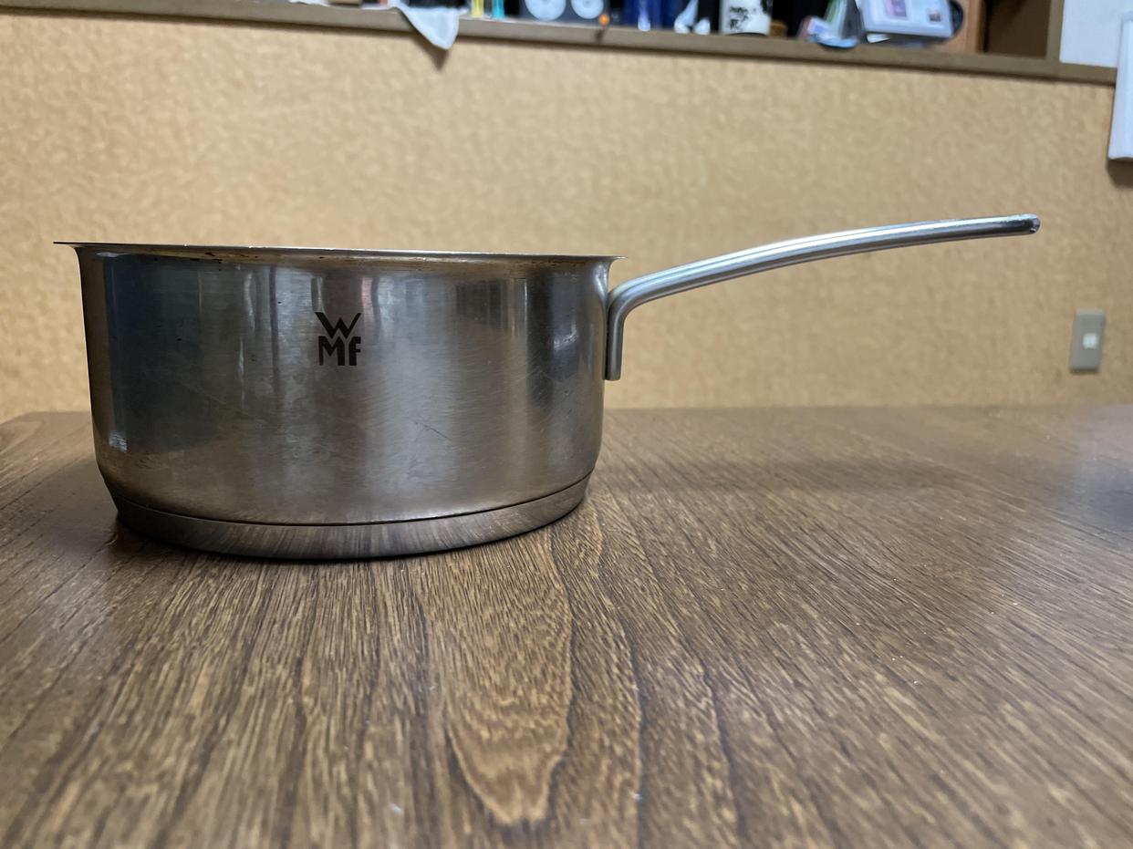 ZWILLING(ツヴィリング)ピコ ソースパン 片手鍋 14cm  66655-140-0を使ったあしえいさんのクチコミ画像1