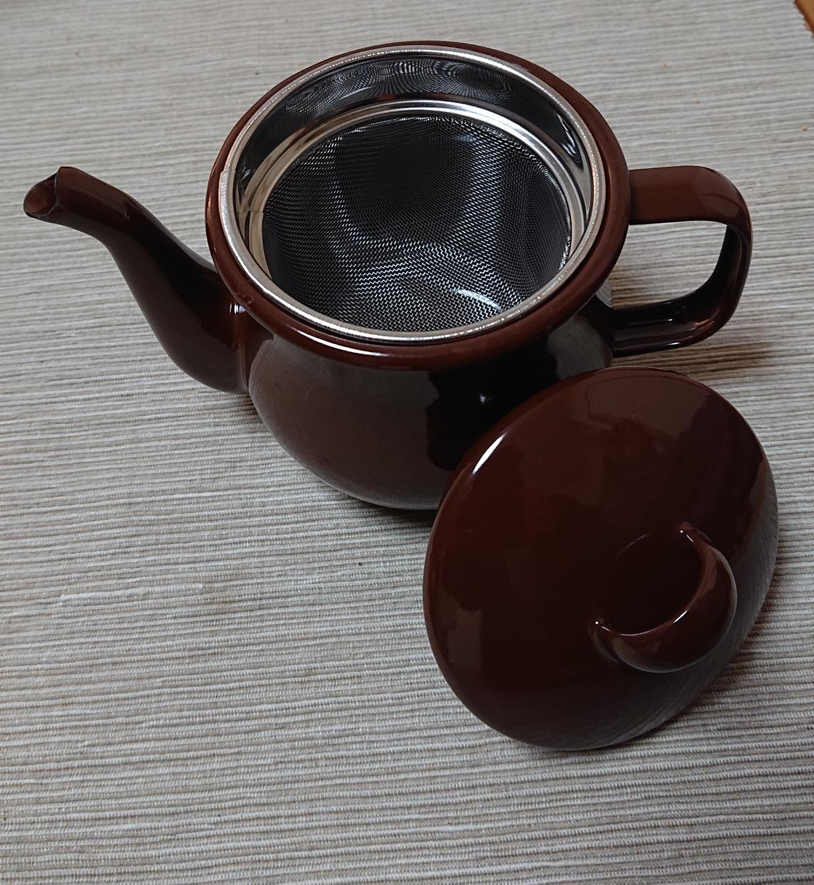 Afternoon Tea LIVING(アフタヌーンティーリビング)ホーローポットを使った鈴木 まさ美さんのクチコミ画像2