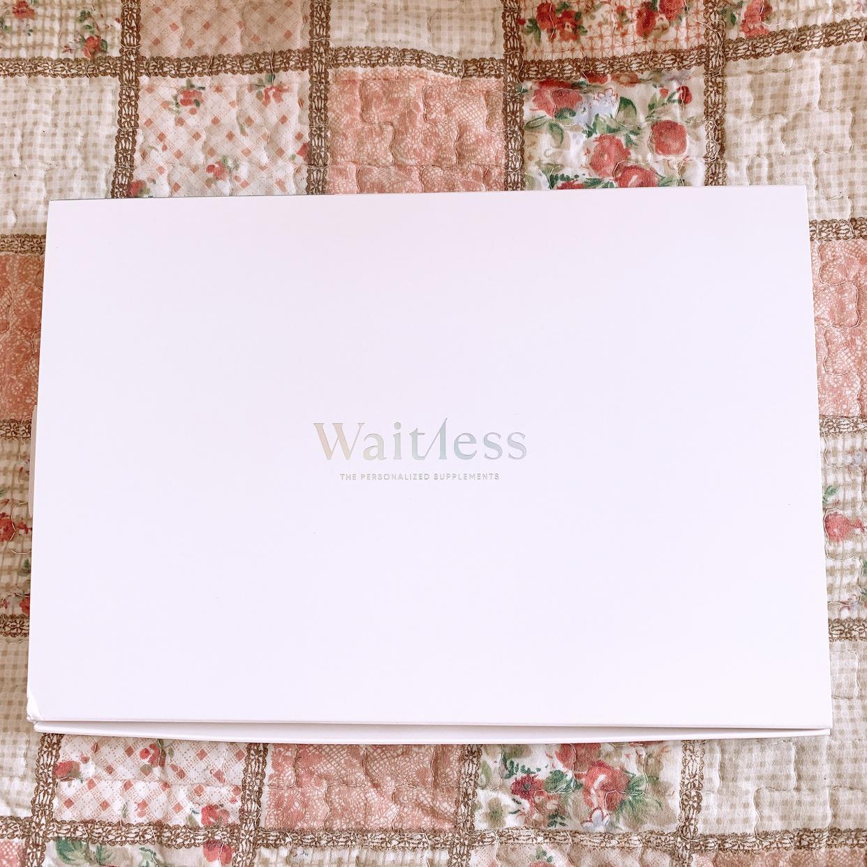 Waitless(ウェイトレス) ダイエット プログラム & サプリメント 2種を使ったまりたそさんのクチコミ画像2