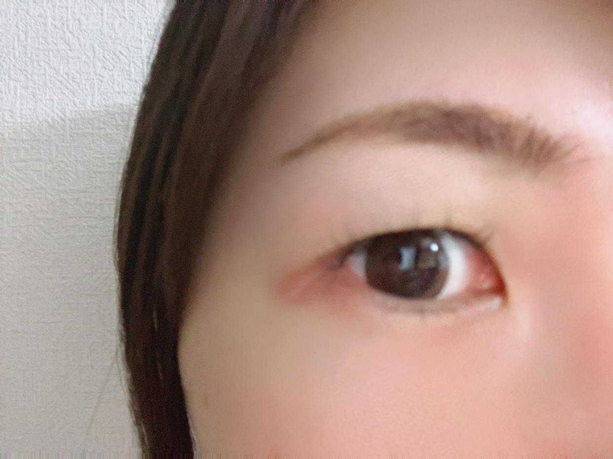 ETUDE HOUSE(エチュードハウス)カラーマイブロウ マスカラを使ったayumiさんのクチコミ画像4