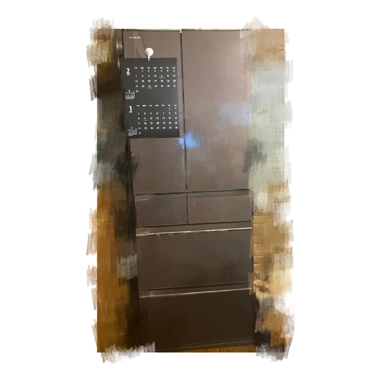 日立(ひたち)まるごとチルド R-HW60Kを使った maoさんの口コミ画像1