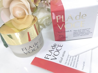 FLAdeVOCE(フラデヴォーチェ) デュアルクリームⅩを使ったmasumiさんのクチコミ画像1