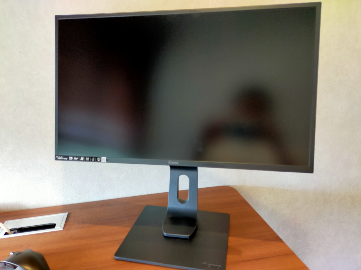 iiyama(イイヤマ) ProLite 液晶ディスプレイ XB2474HS-2の良い点・メリットに関するたゆりホームさんの口コミ画像1