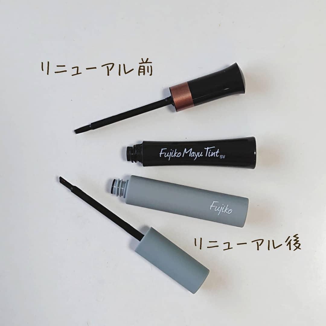 Fujiko(フジコ)眉ティントSVを使った ku.maさんの口コミ画像1