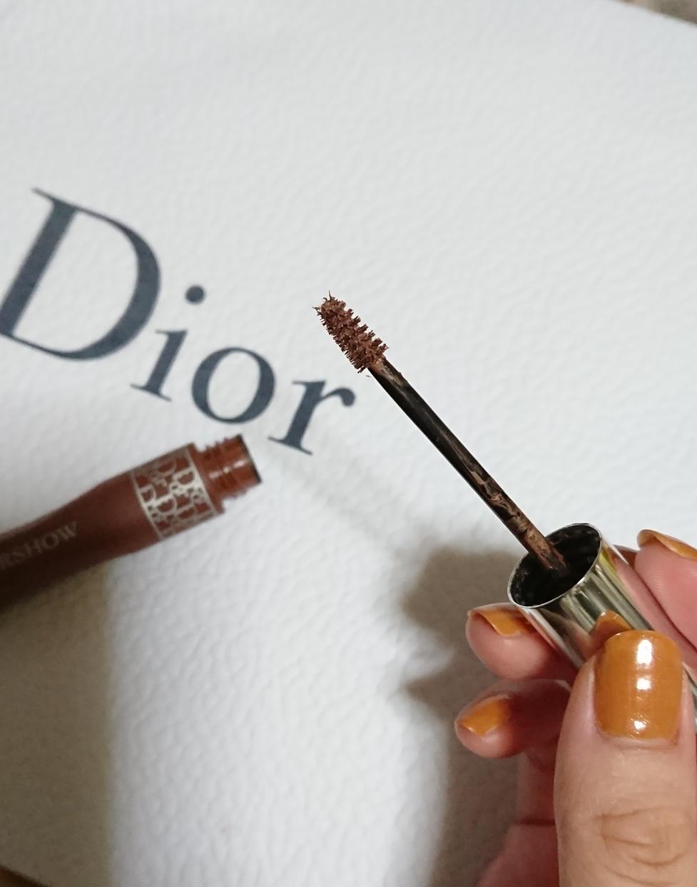 Dior(ディオール)ショウ パンプ&ブロウを使ったErikaさんのクチコミ画像2