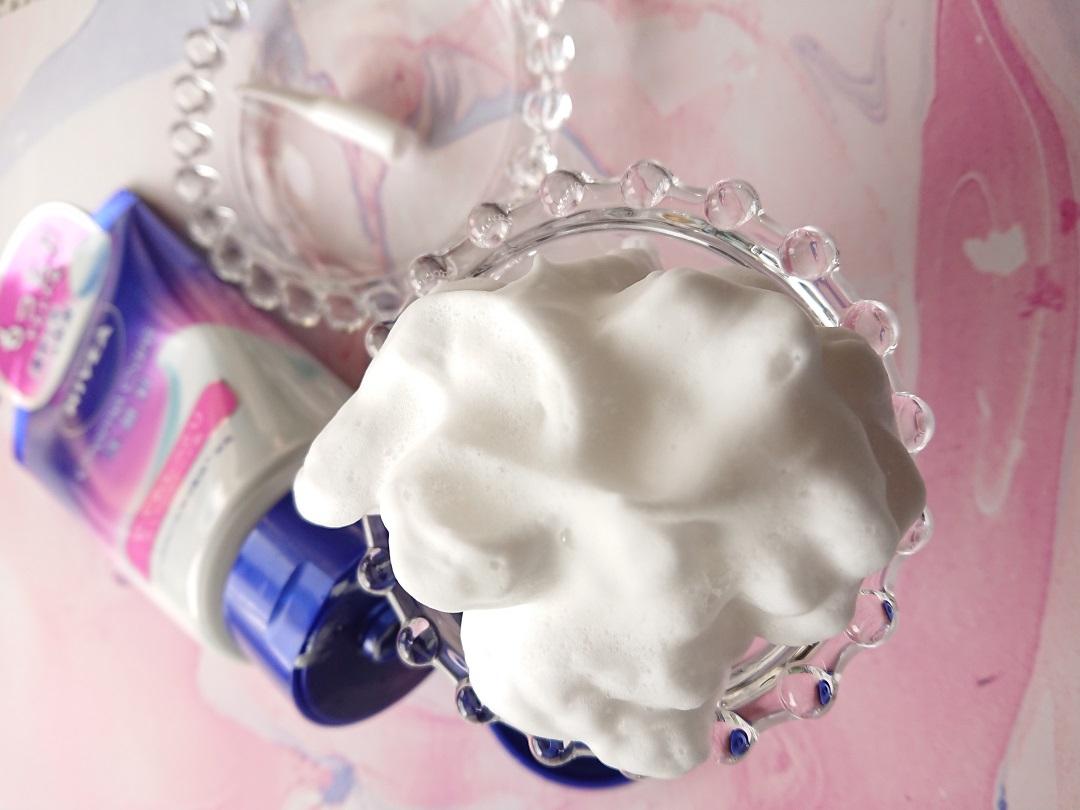 NIVEA(ニベア) クリームケア 洗顔料 とてもしっとりを使ったbubuさんのクチコミ画像3