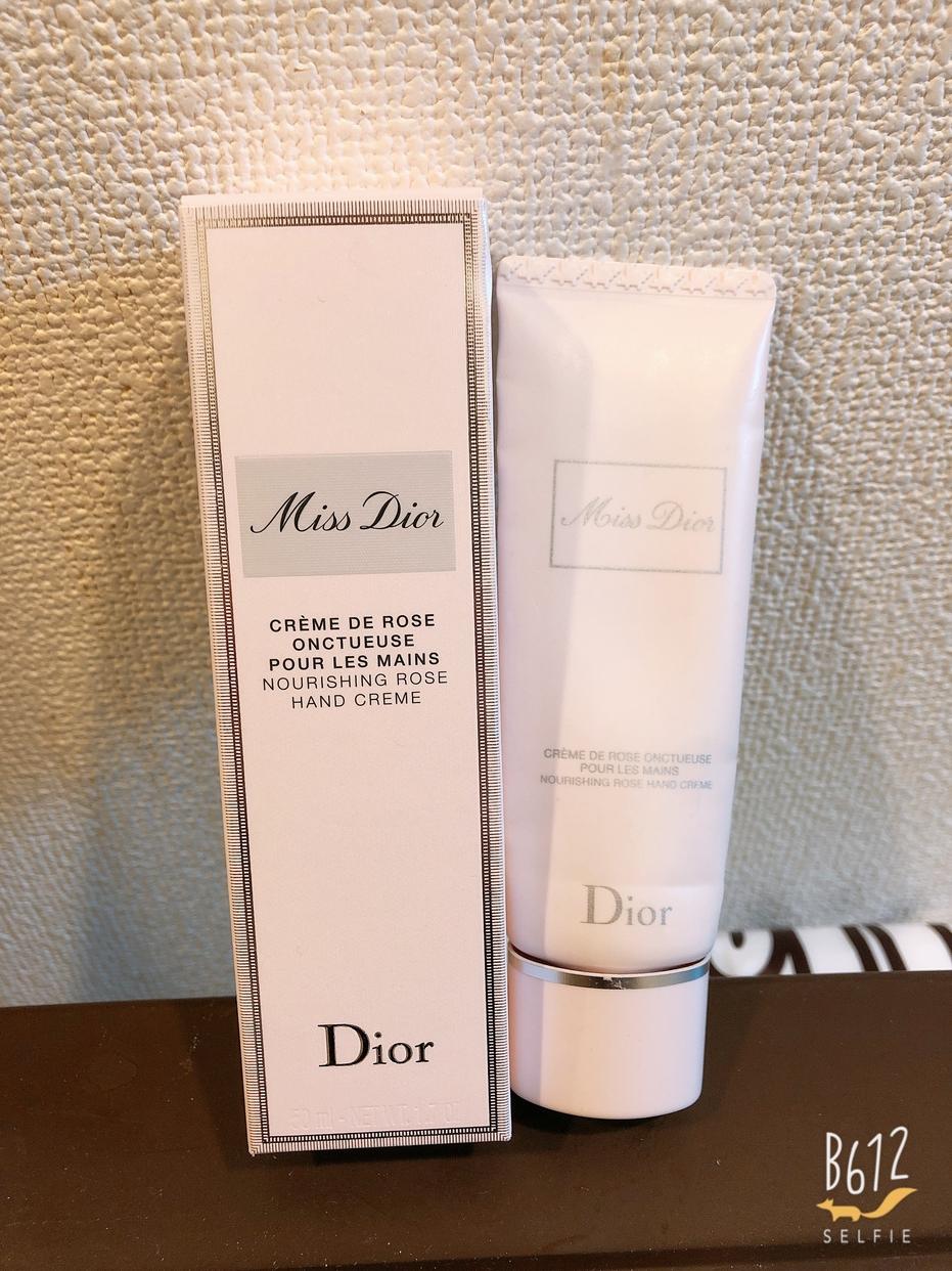 Dior(ディオール)ミス ディオール ハンド クリームを使ったyuuyuuさんのクチコミ画像