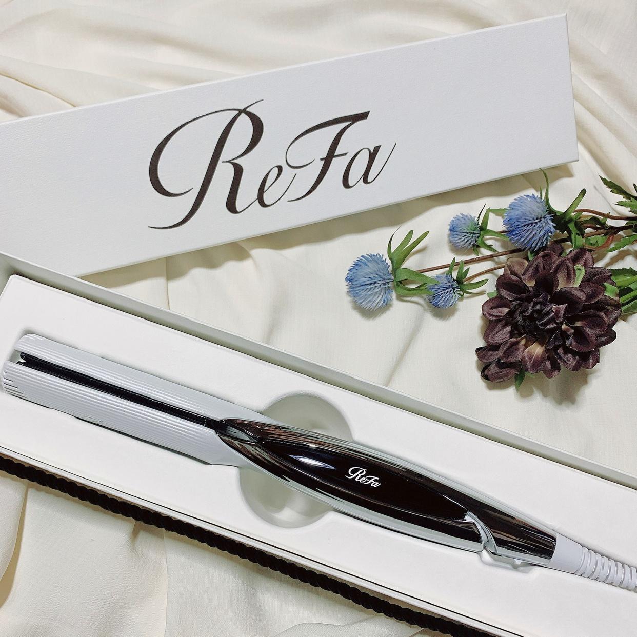 ReFa(リファ)ビューテック ストレート アイロンを使ったちゃみさんのクチコミ画像1