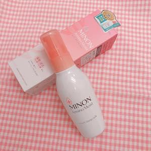 MINON(ミノン)アミノモイスト モイストチャージ ミルクを使った             nonmi.♡さんのクチコミ画像