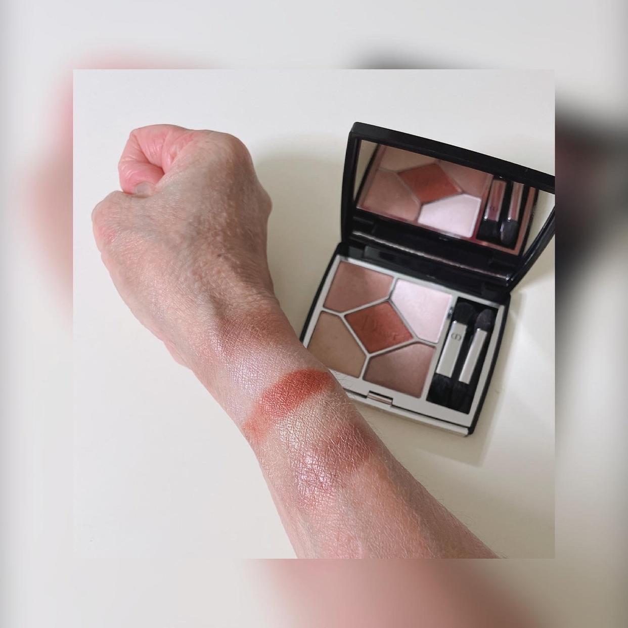 Dior(ディオール)サンク クルール クチュールを使ったNorikoさんのクチコミ画像4