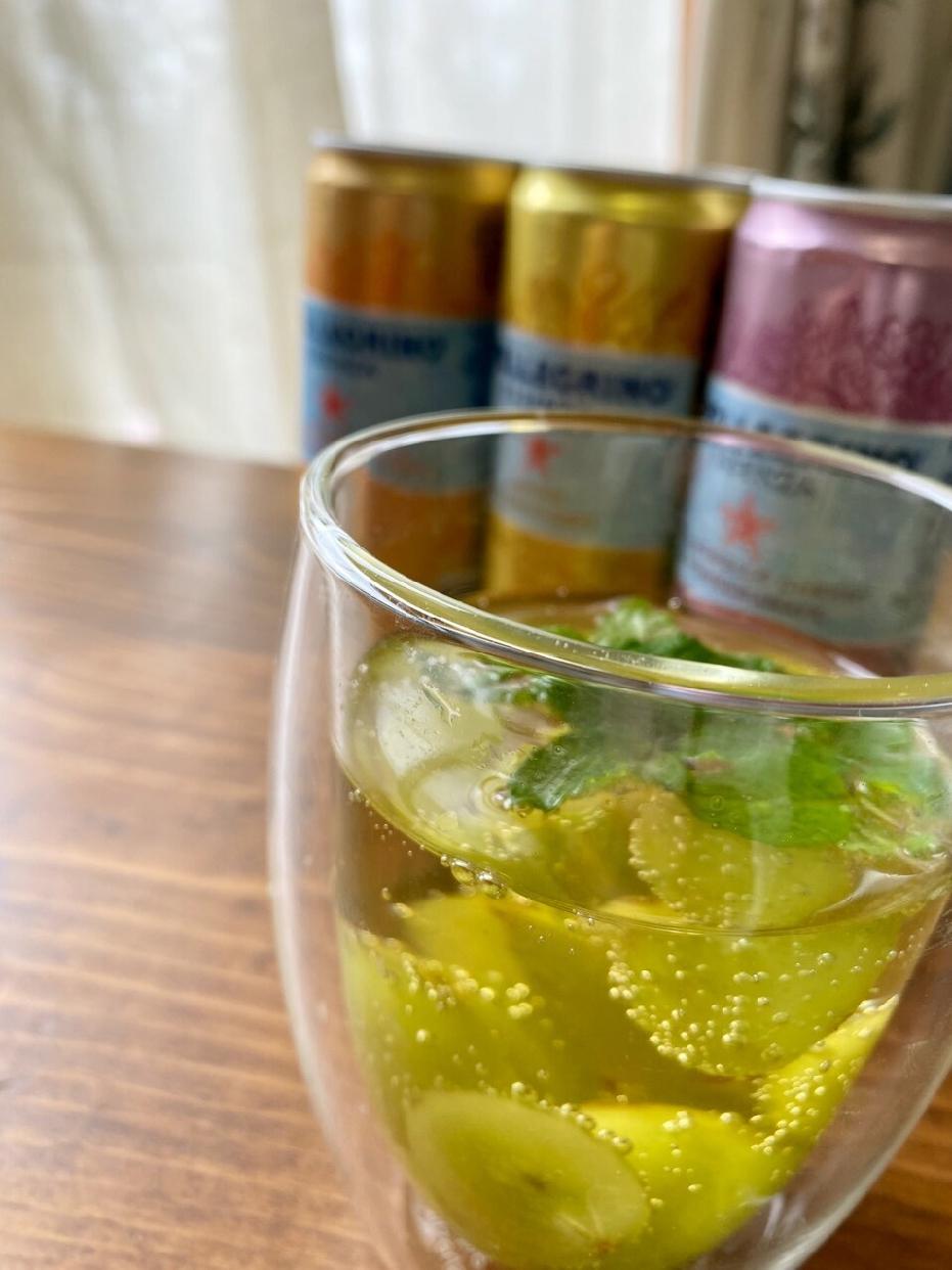 PAVINA(パヴィーナ)ダブルウォールグラス 250ml 2個セット 4558-10Jを使った彩菜さんのクチコミ画像1